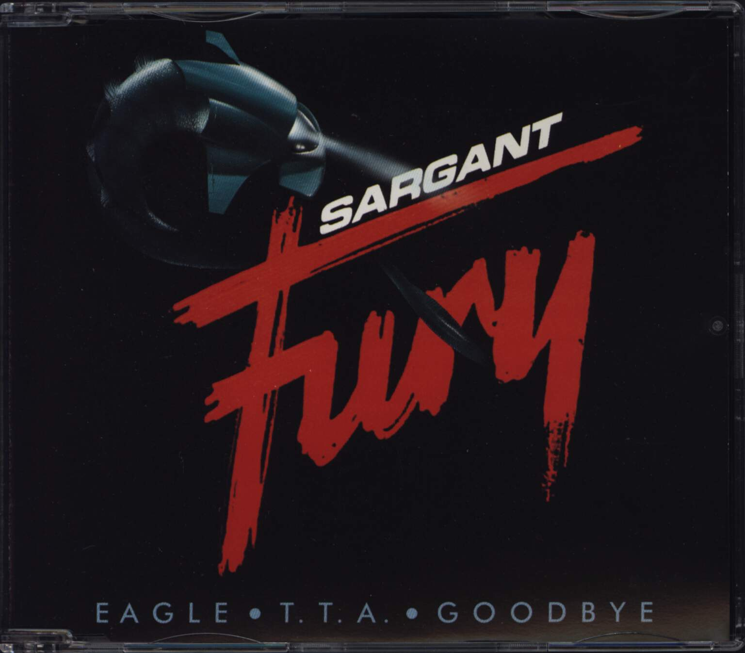 Sargant Fury: Eagle, Mini CD