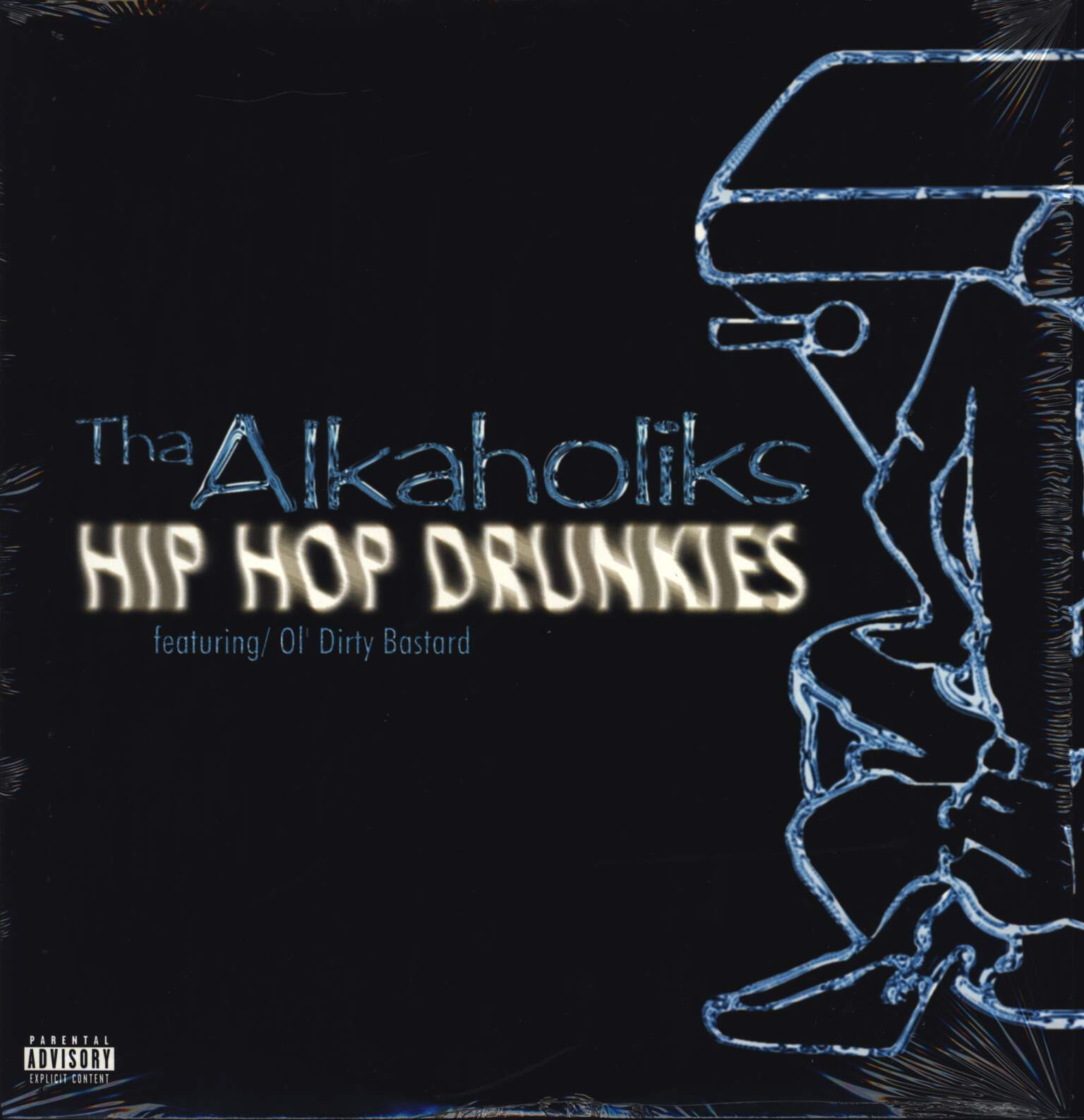 "Tha Alkaholiks: Hip Hop Drunkies, 12"" Maxi Single (Vinyl)"