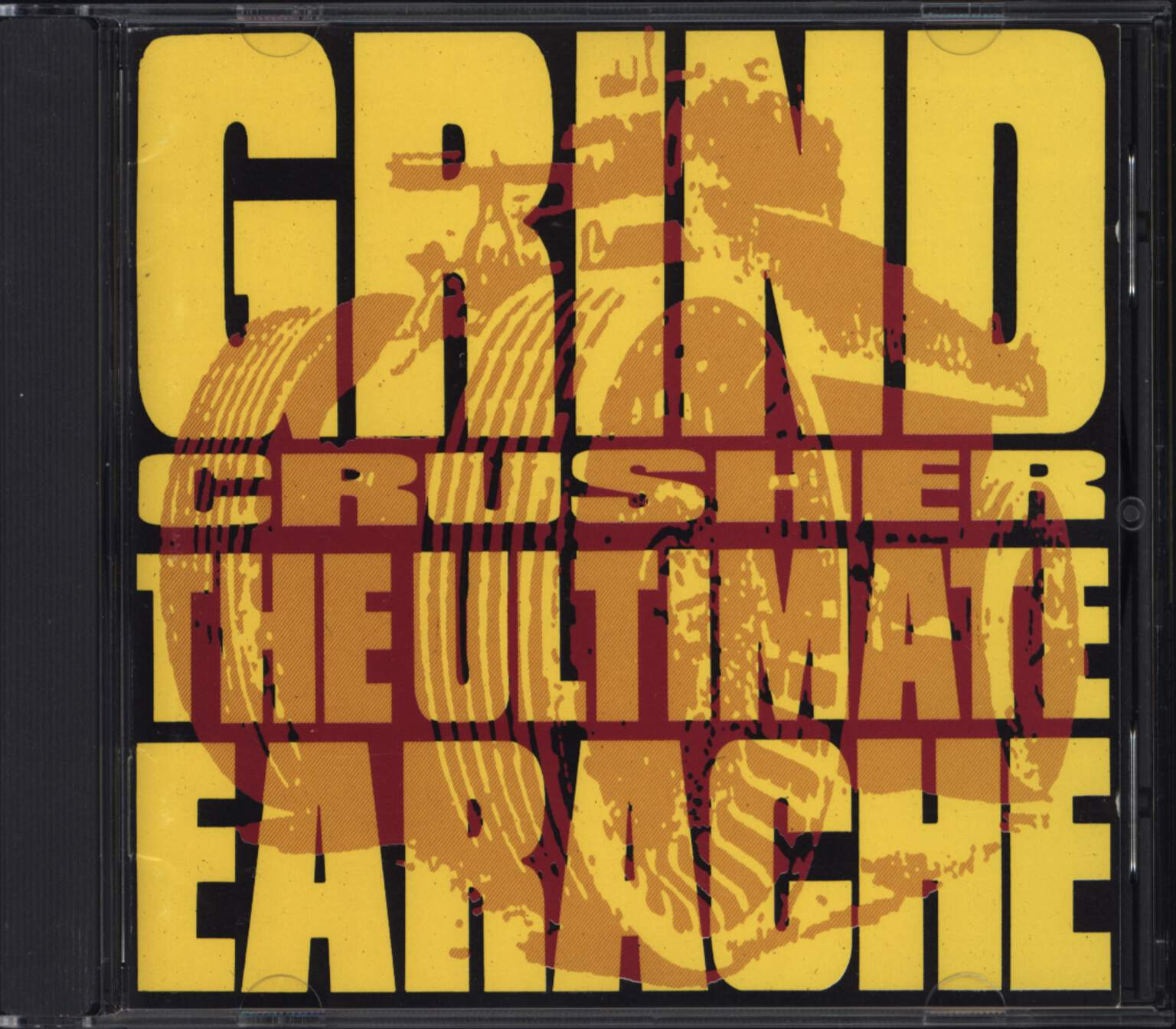 Various: Grindcrusher - The Ultimate Earache, CD