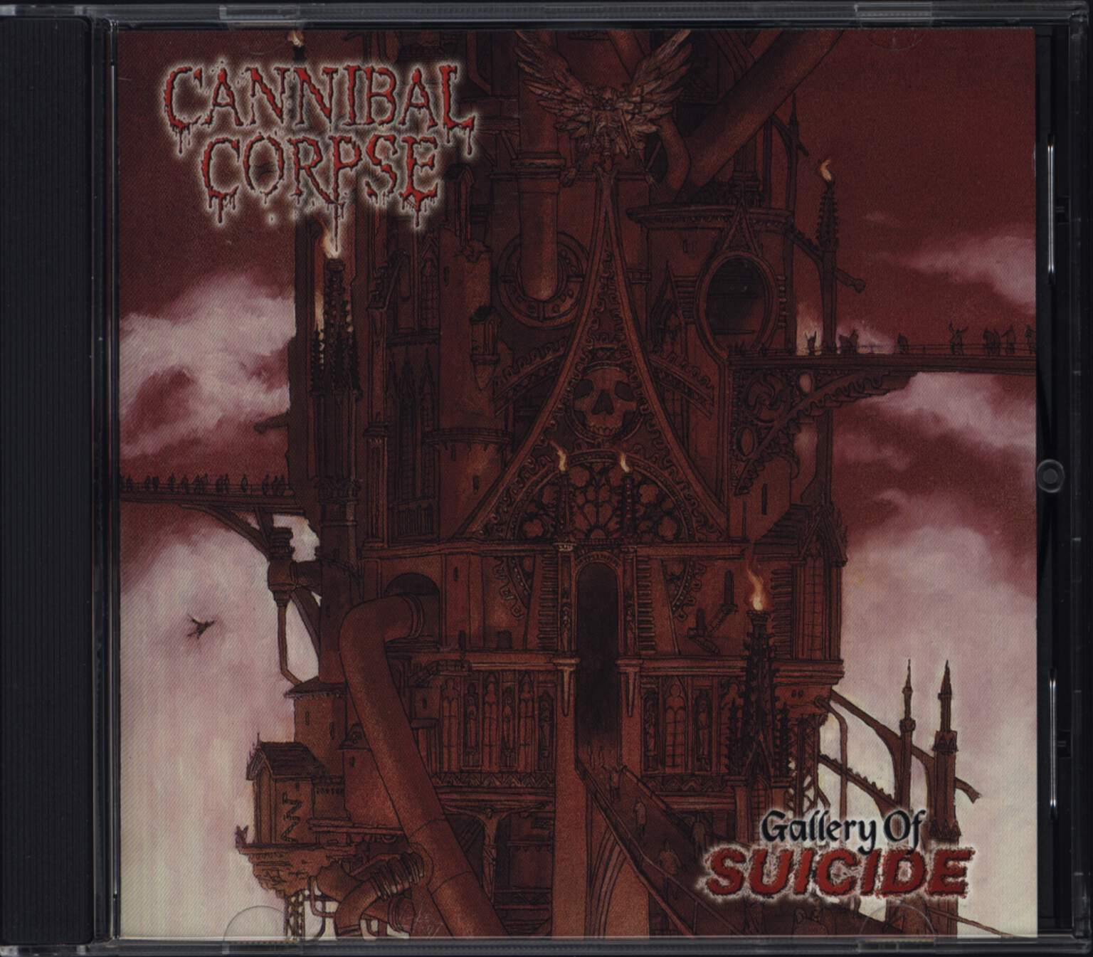 Cannibal Corpse: Gallery Of Suicide, CD
