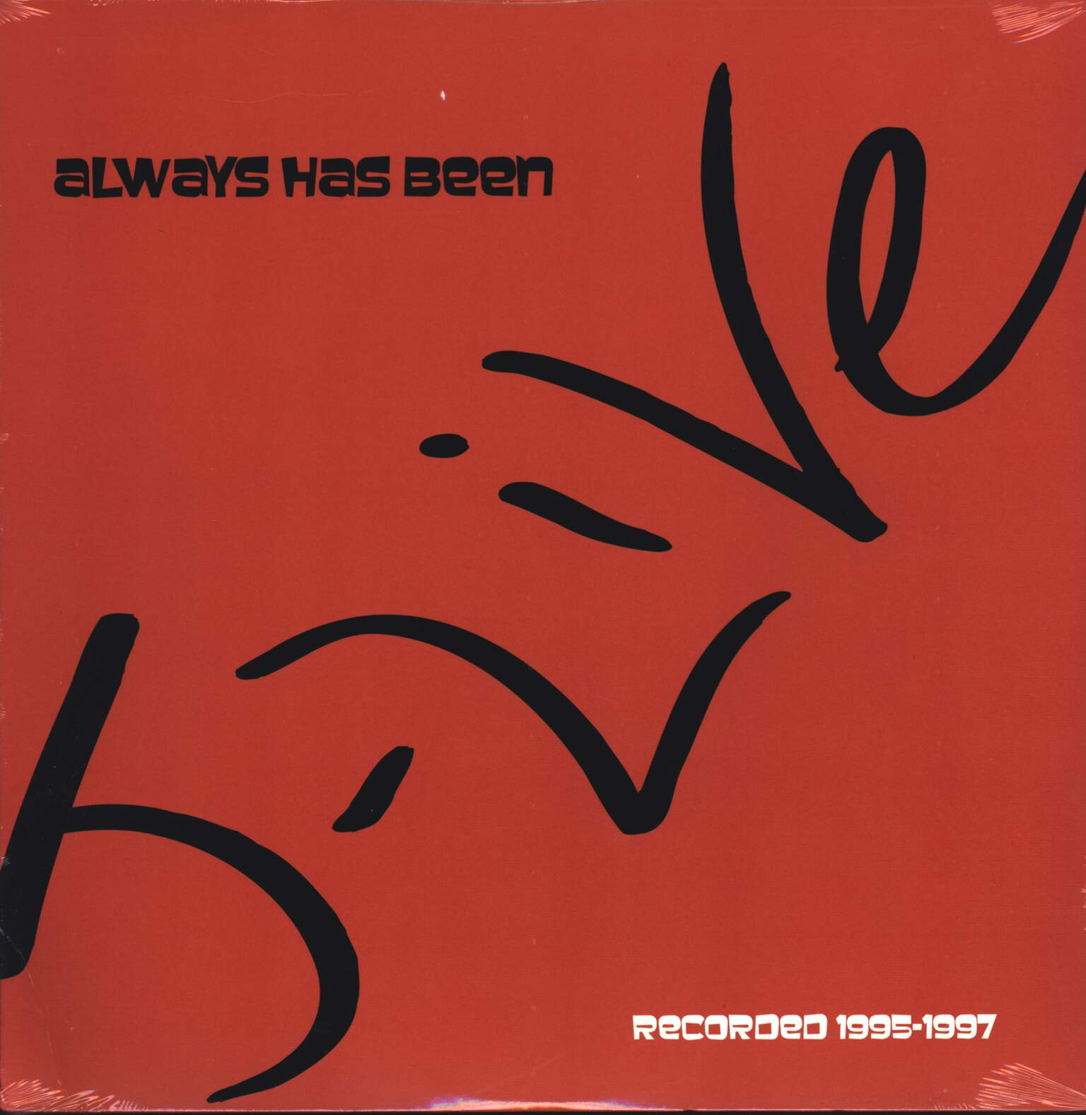 "J-Live: Always Has Been, 12"" Maxi Single (Vinyl)"