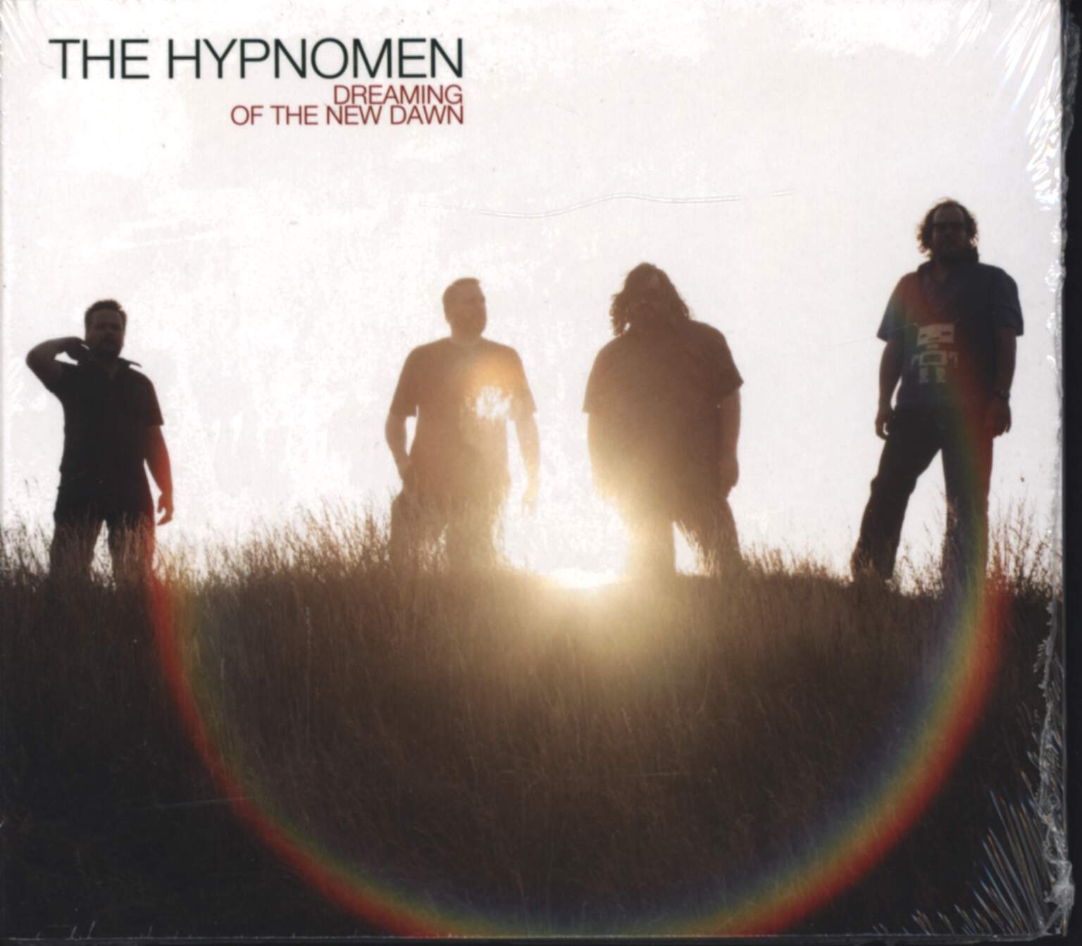 The Hypnomen: Dreaming Of The New Dawn, CD