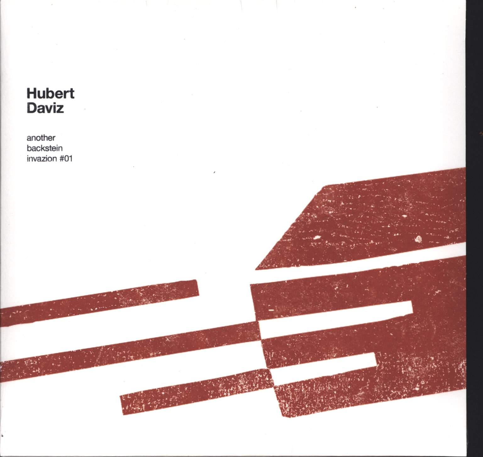 "Hubert Daviz: Another Backstein Invazion Volume 1, 10"" Vinyl EP"