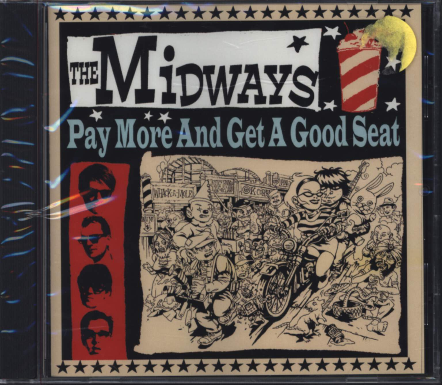 The Midways: Pay More And Get A Good Seat, CD