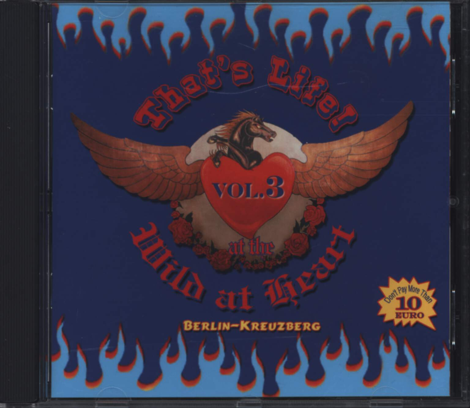 Various: That's Life! At The Wild At Heart - VOL. 3, CD
