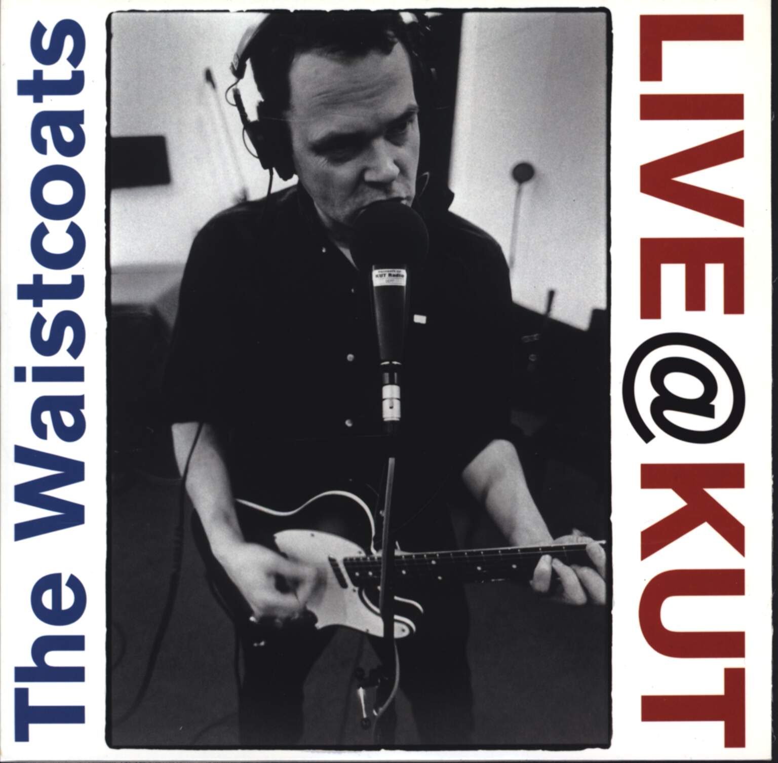 "The Waistcoats: Live at KUT, 7"" Single (Vinyl)"