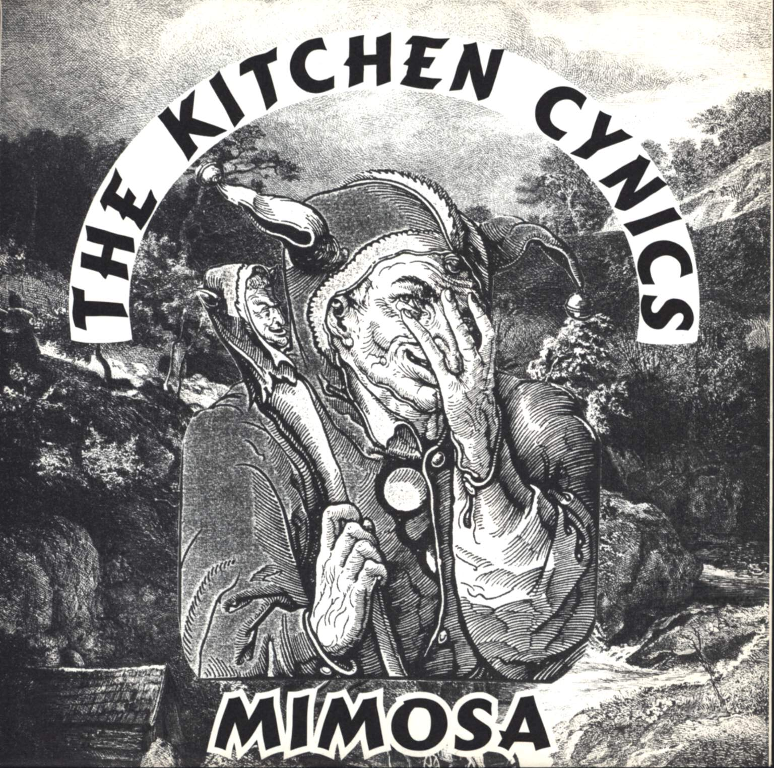 "Kitchen Cynics: Mimosa, 7"" Single (Vinyl)"