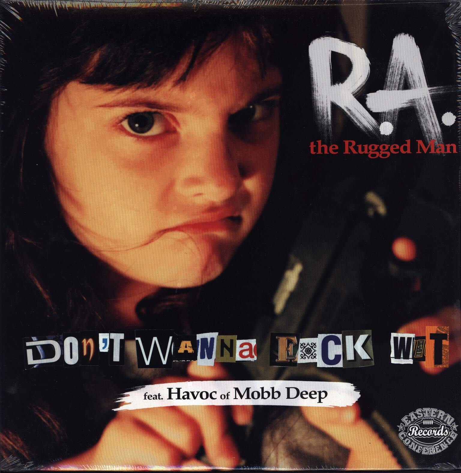 "R.A. The Rugged Man: Don't Wanna Fuck Wit, 12"" Maxi Single (Vinyl)"