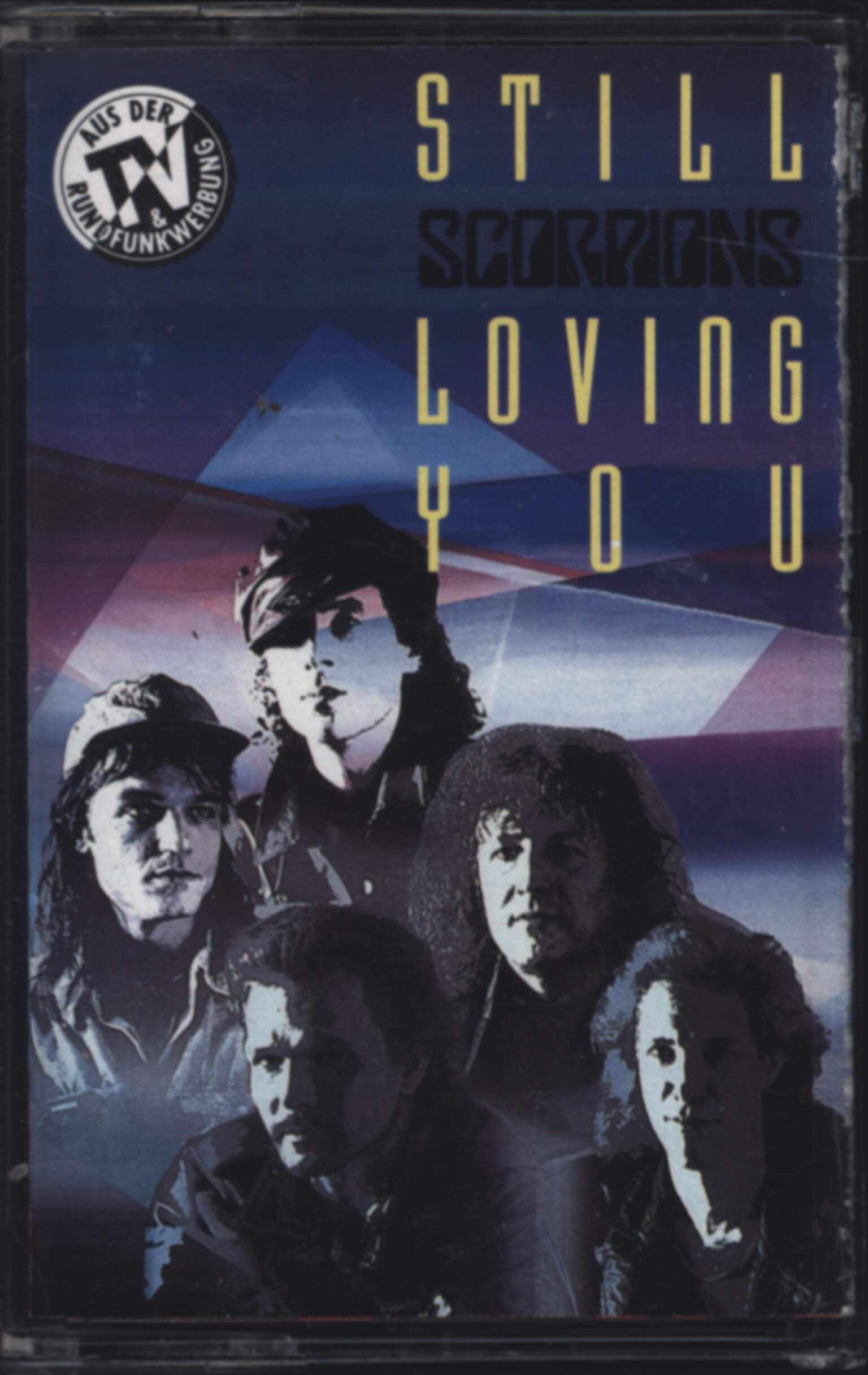 Scorpions: Still Loving You, Compact Cassette