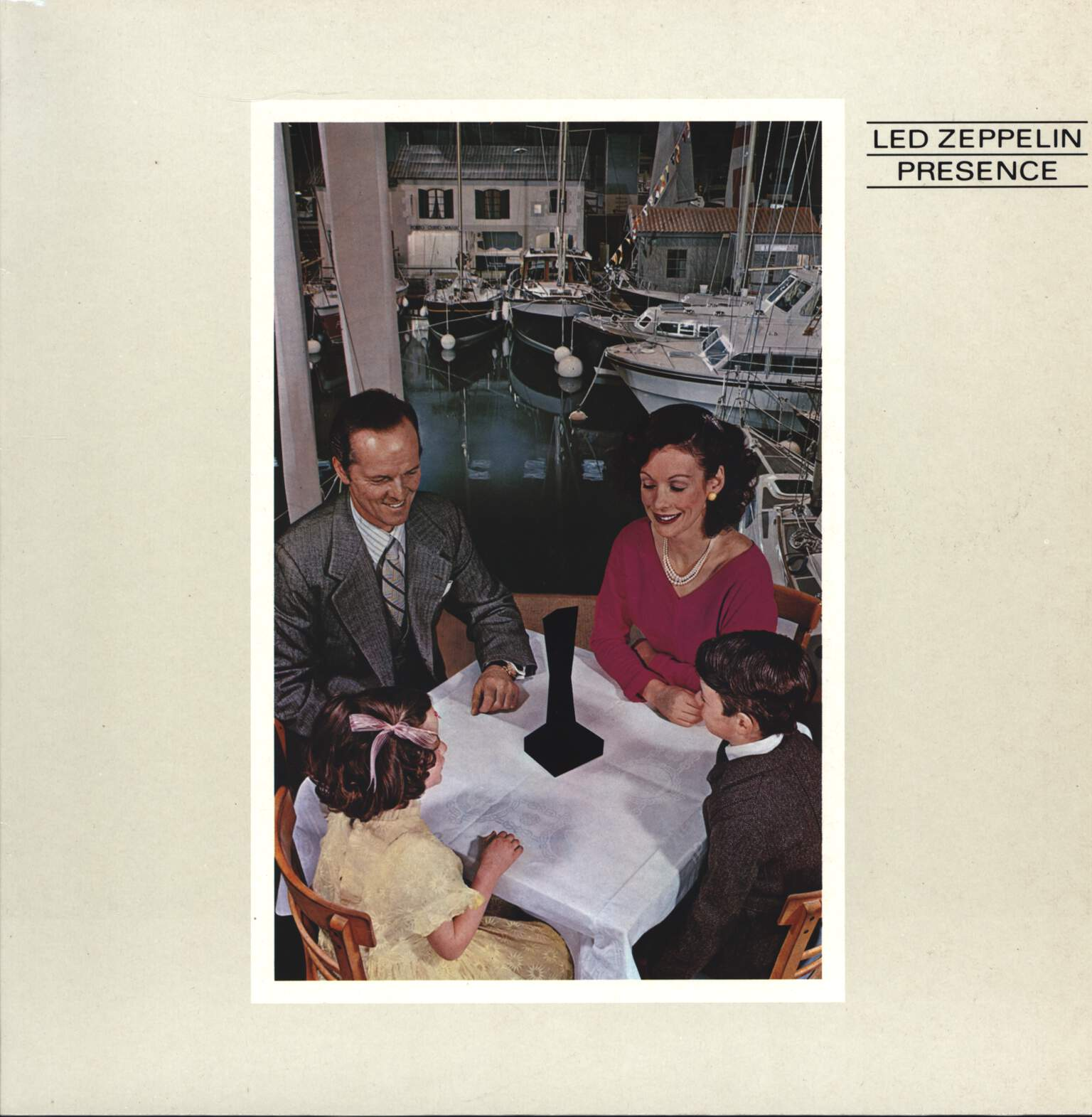 Led Zeppelin: Presence, LP (Vinyl)