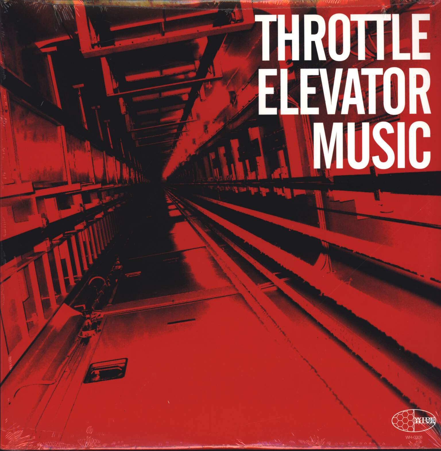 "Throttle Elevator Music: Throttle Elevator Music, 12"" Maxi Single (Vinyl)"