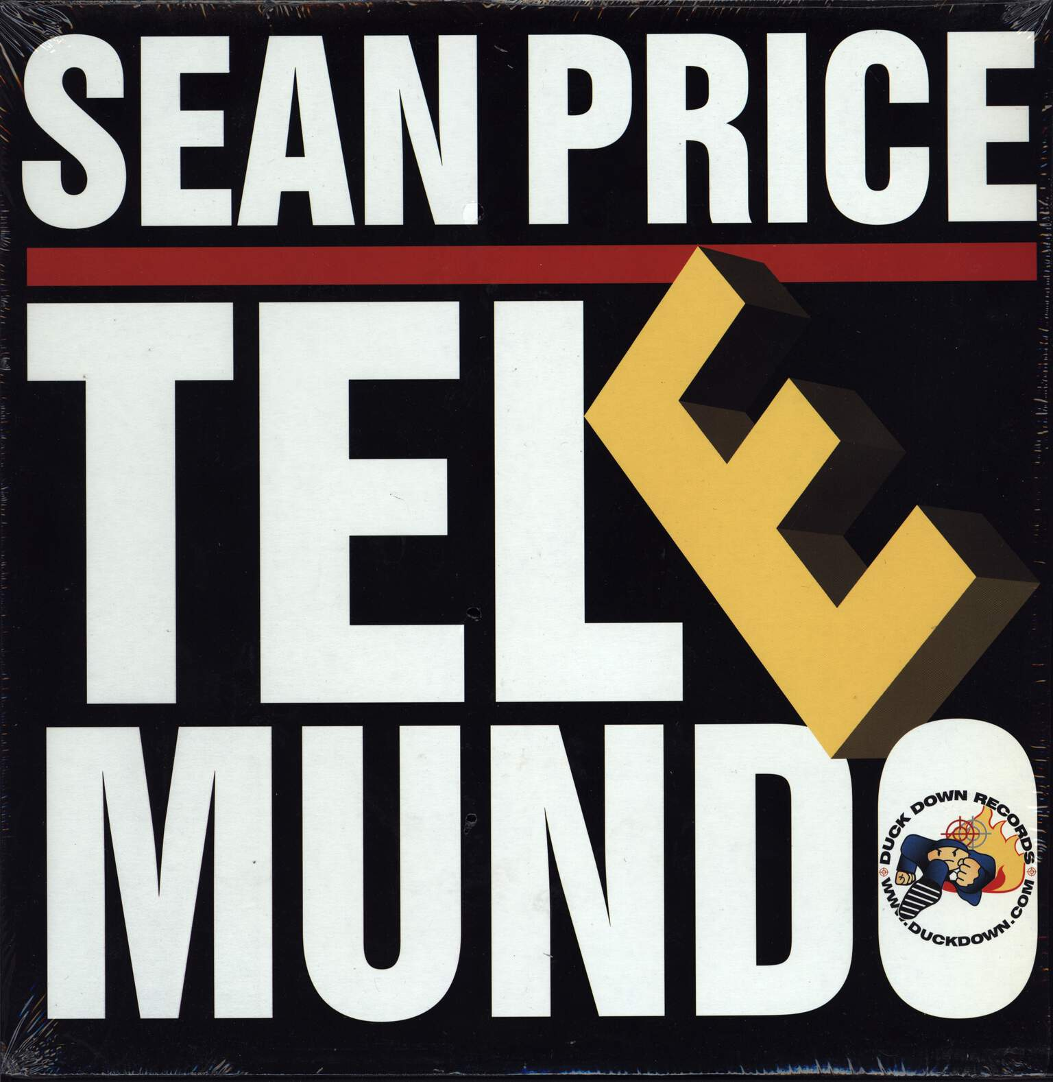 "Sean Price: Tel E Mundo, 12"" Maxi Single (Vinyl)"