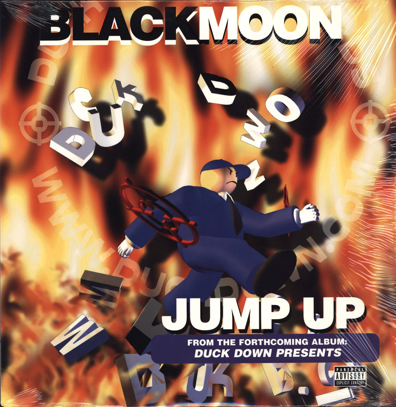 "Black Moon: Jump Up, 12"" Maxi Single (Vinyl)"