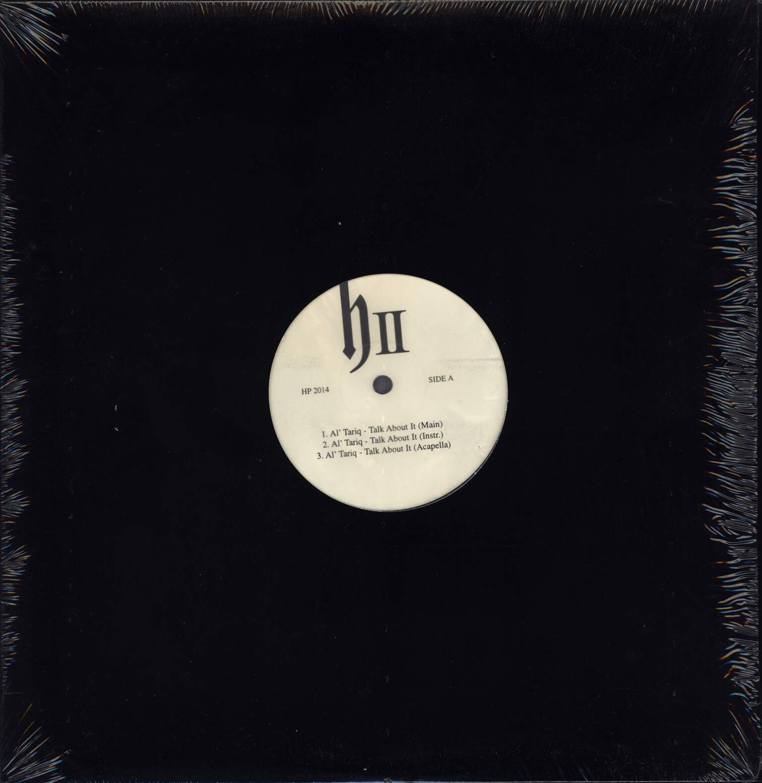 "DJ Honda: Talk About It / Team Players, 12"" Maxi Single (Vinyl)"