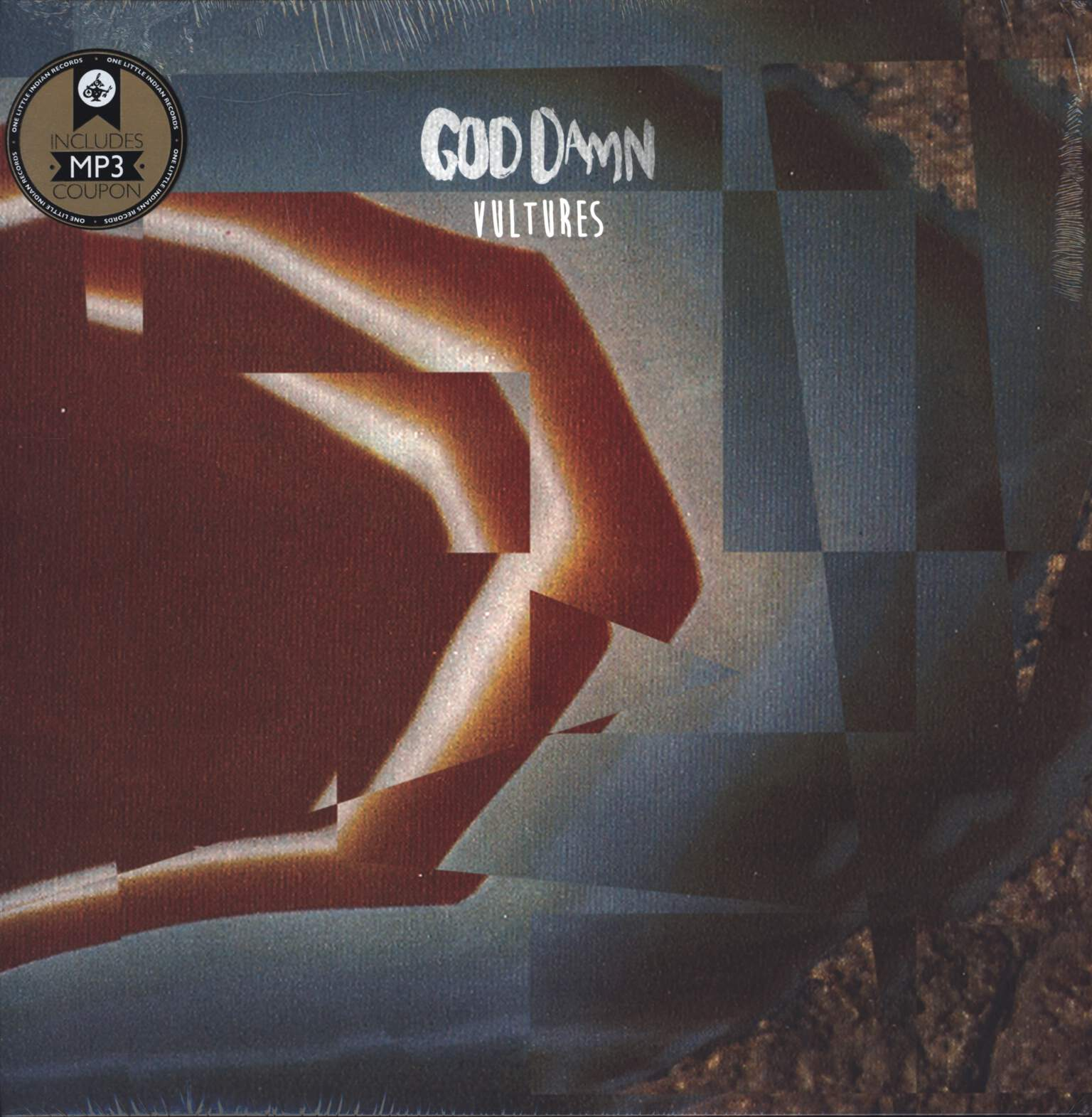 God Damn: Vultures, LP (Vinyl)