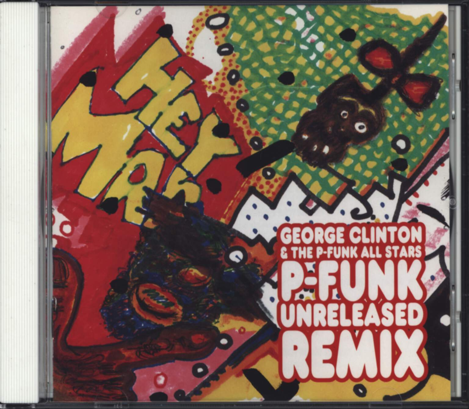 George Clinton: P-Funk Unreleased Remix, CD
