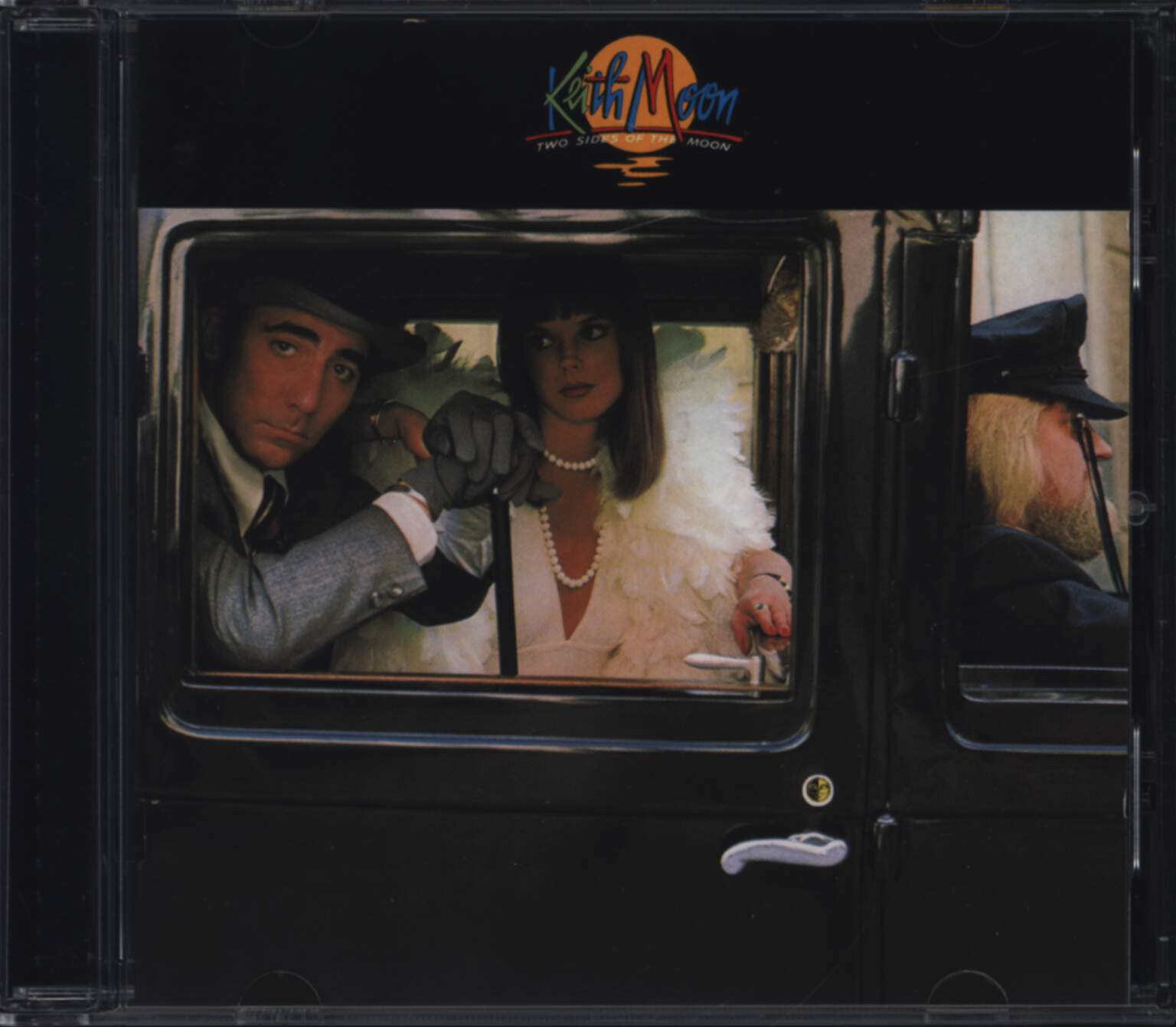 Keith Moon: Two Sides Of The Moon, CD