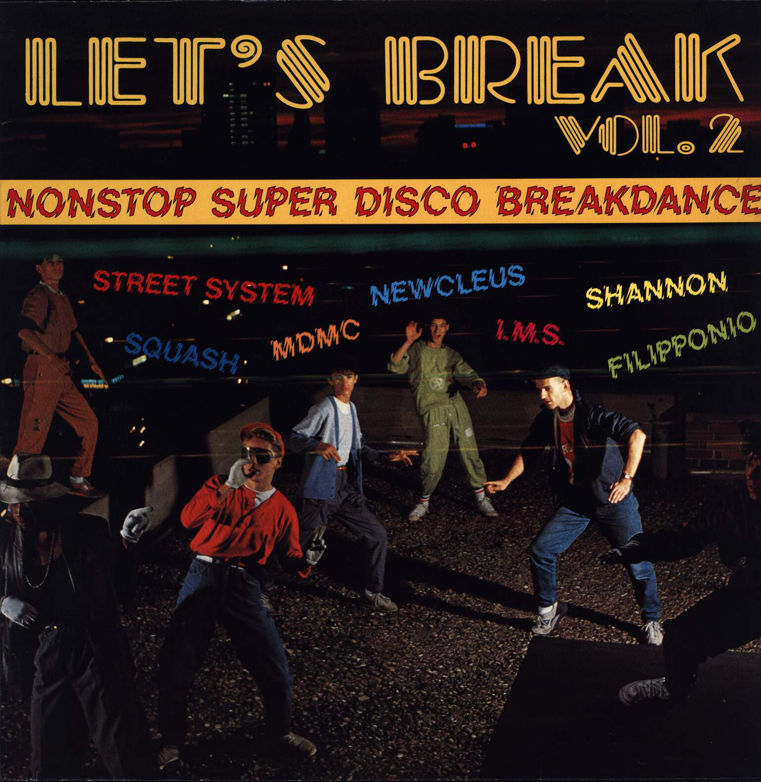 Various: Let's Break Vol. 2, LP (Vinyl)