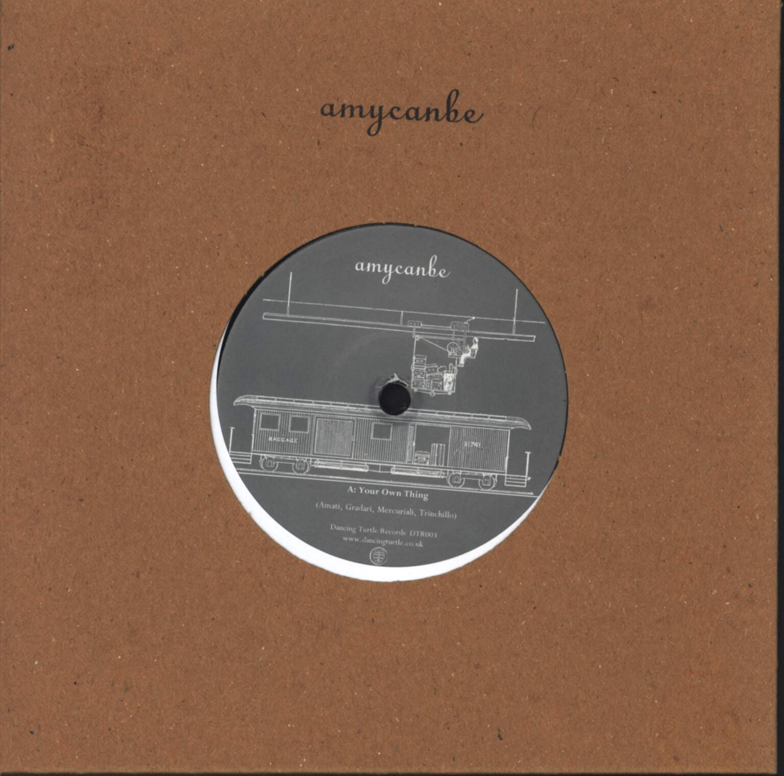 "Amycanbe: Your Own Thing, 7"" Single (Vinyl)"