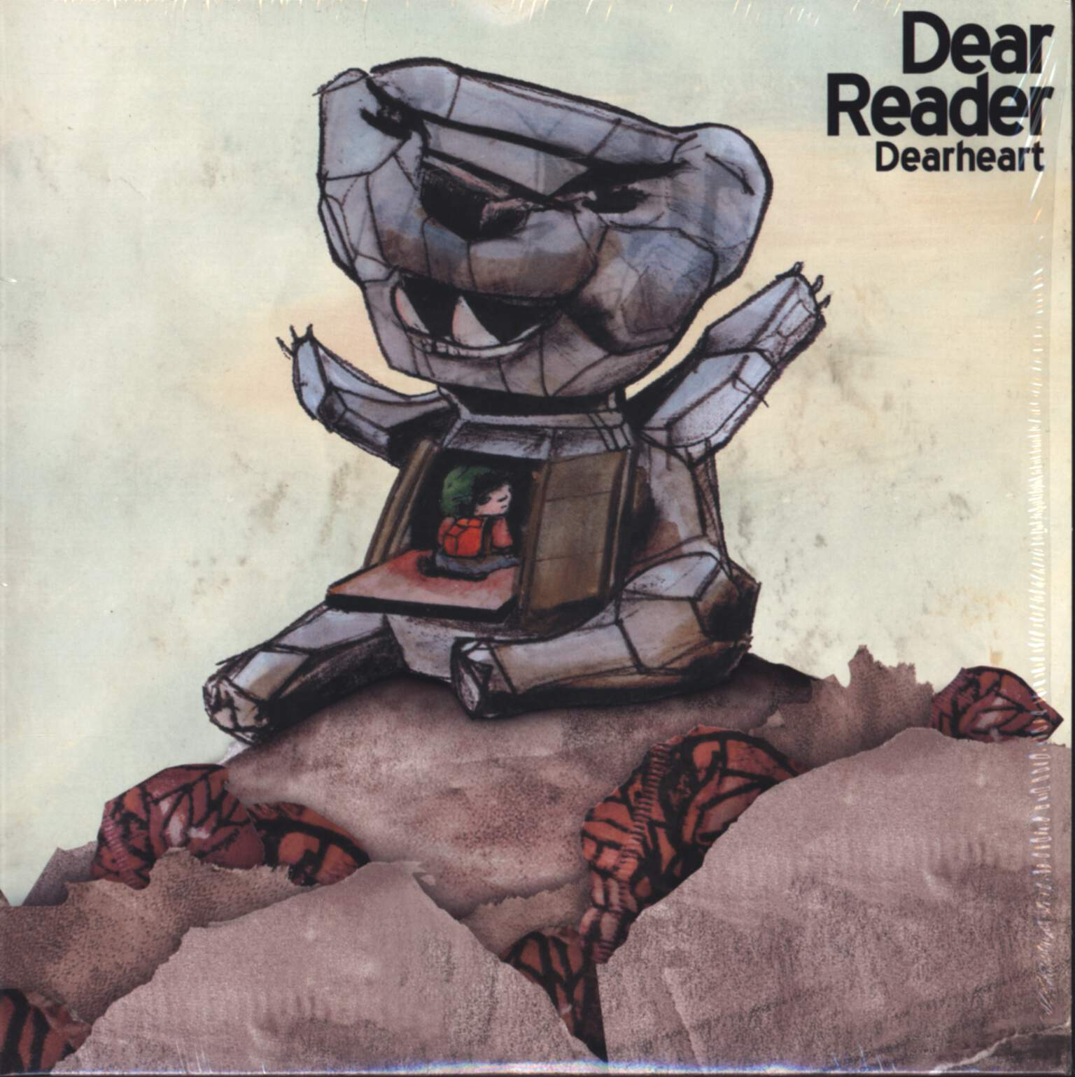 "Dear Reader: Dearheart, 7"" Single (Vinyl)"