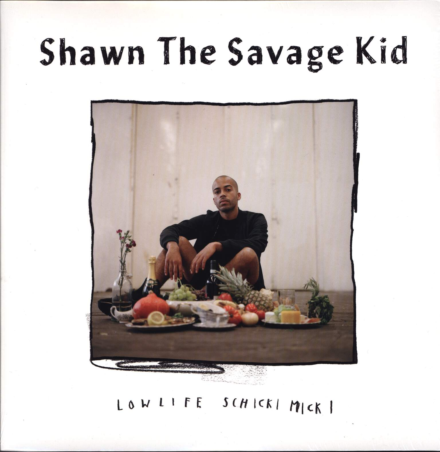 Shawn The Savage Kid: Lowlife Schickimicki, LP (Vinyl)
