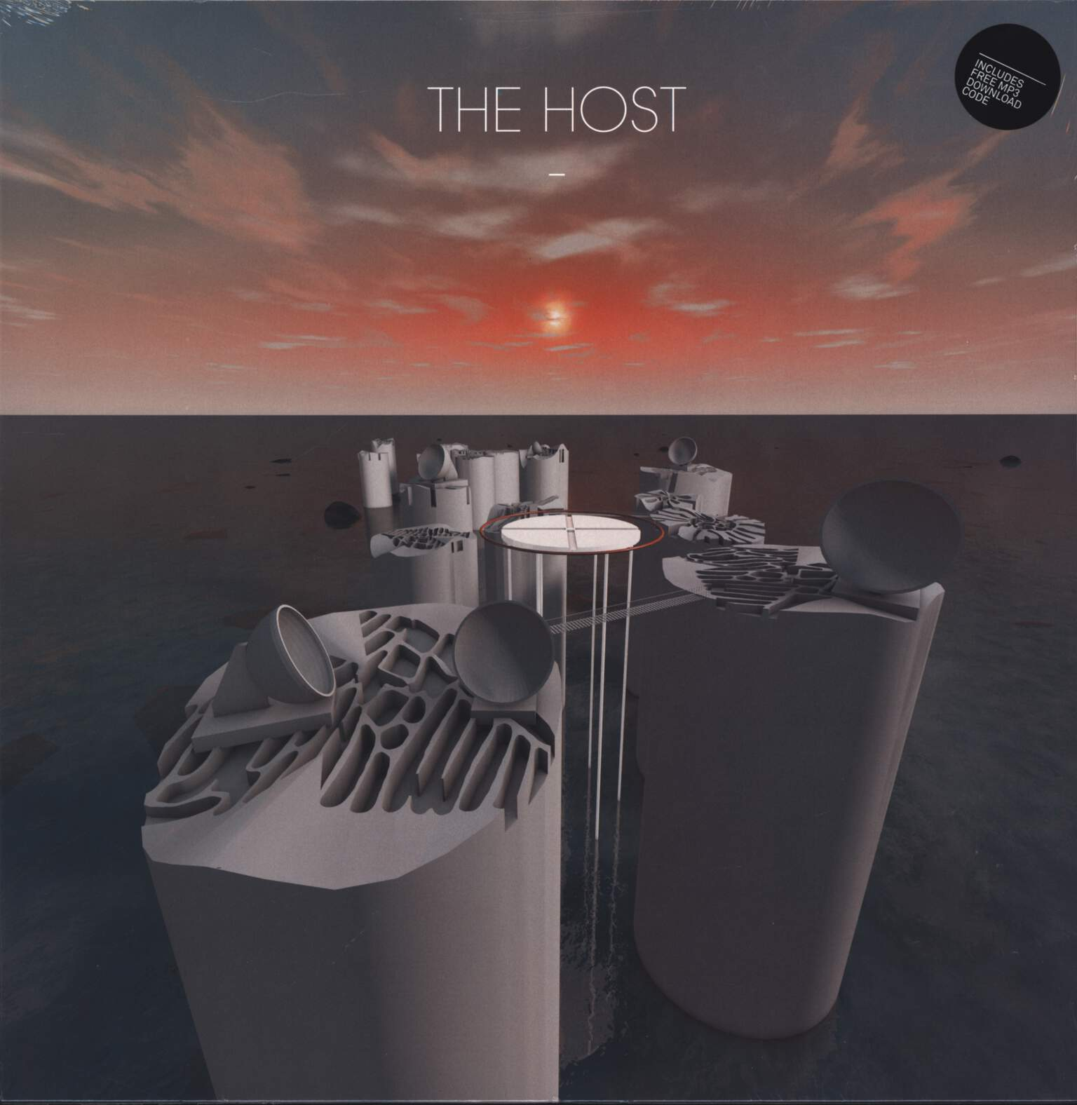 The Host: The Host, LP (Vinyl)