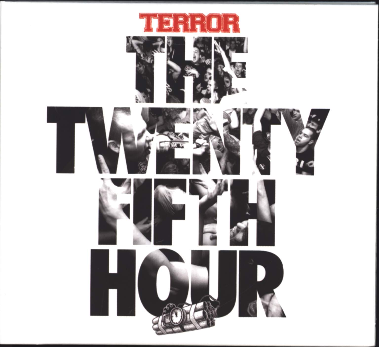 Terror: The 25th Hour, CD