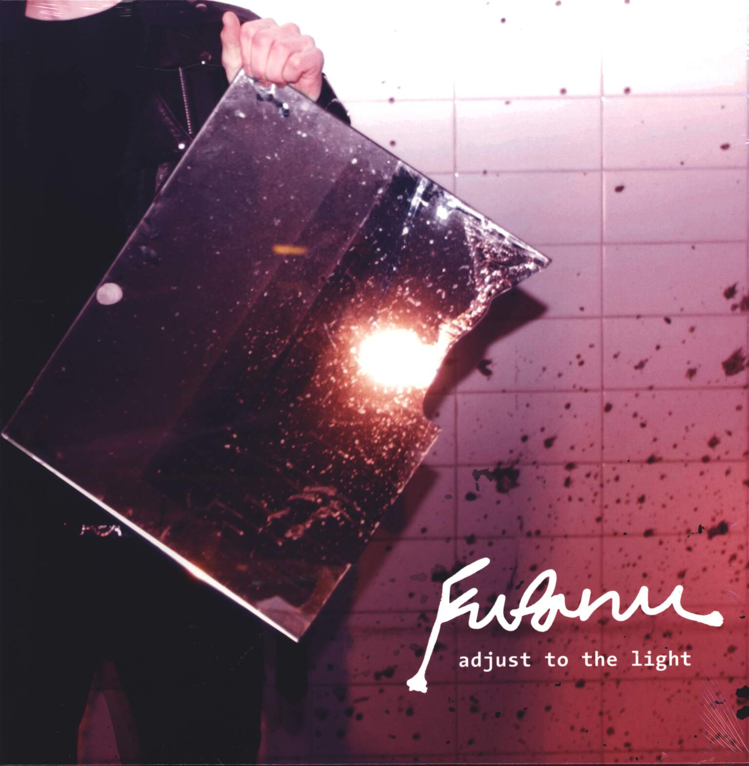 "Fufanu: Adjust To The Light, 12"" Maxi Single (Vinyl)"