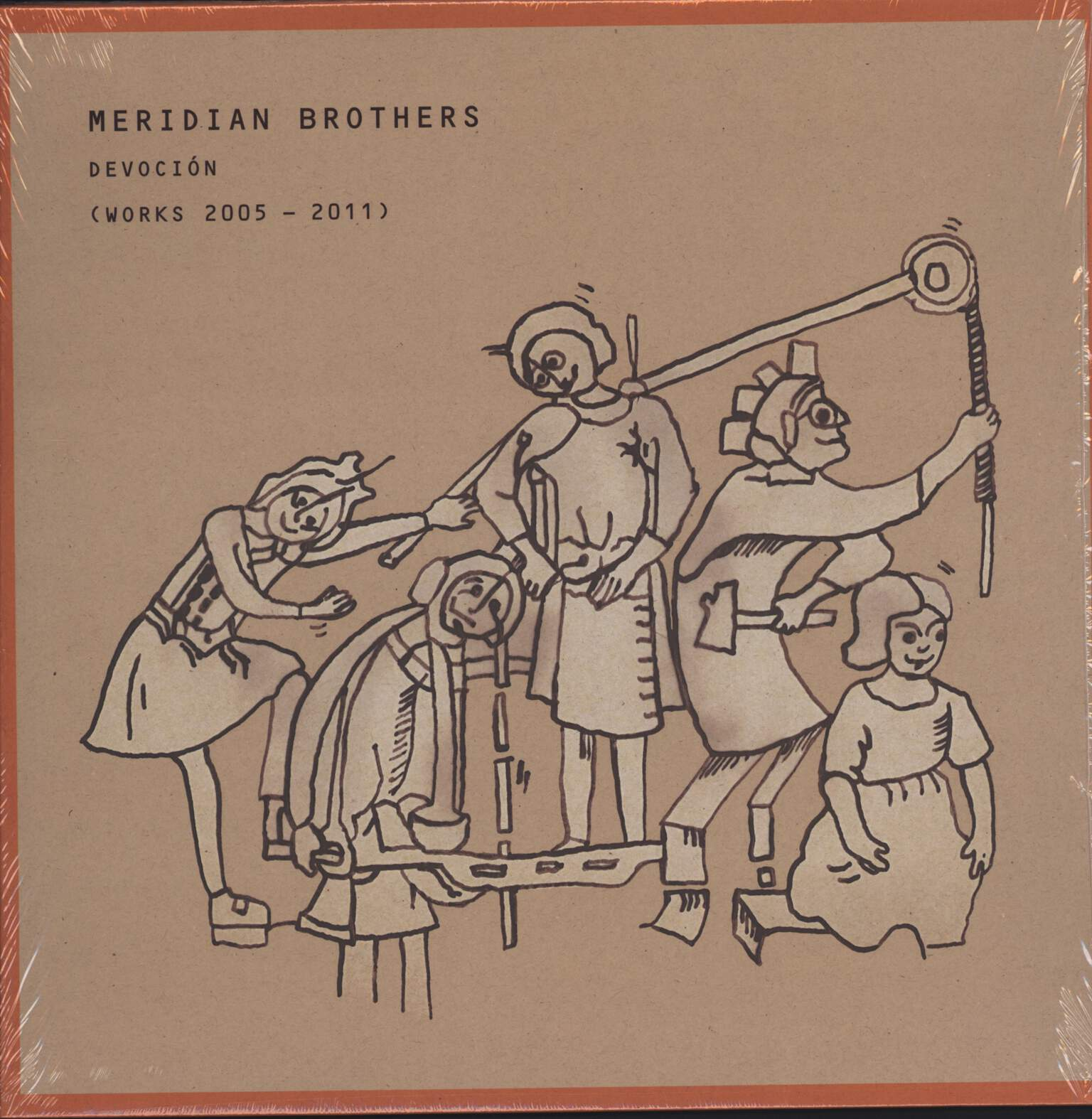 Meridian Brothers: Devoción (Works 2005 - 2011), LP (Vinyl)