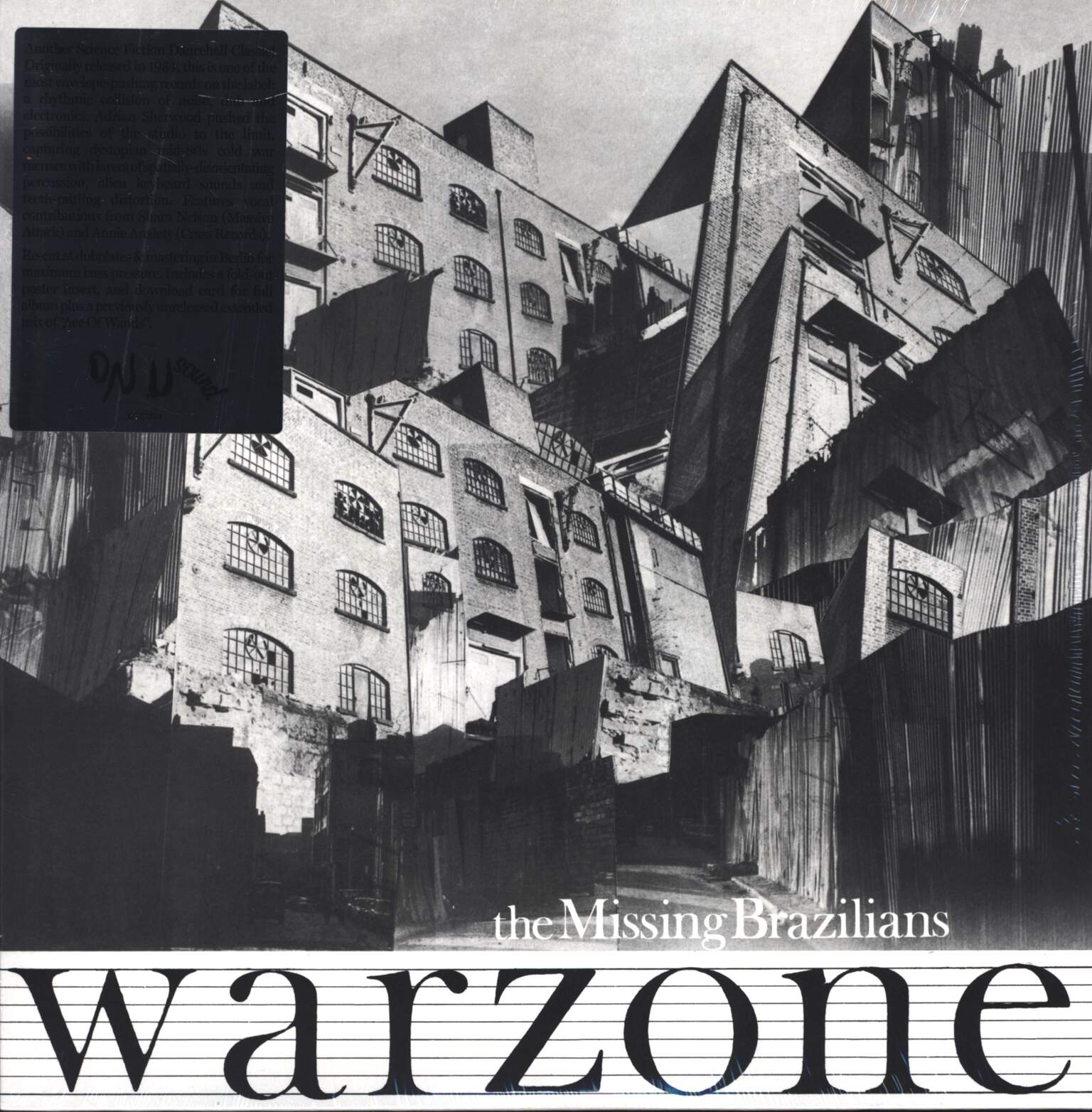 Missing Brazilians: Warzone, LP (Vinyl)