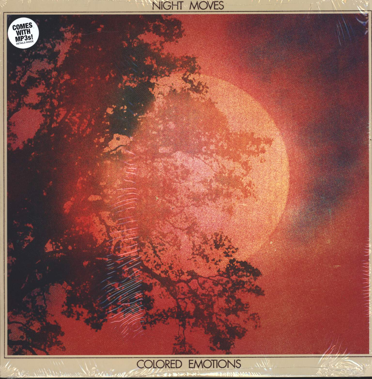 Night Moves: Colored Emotions, LP (Vinyl)