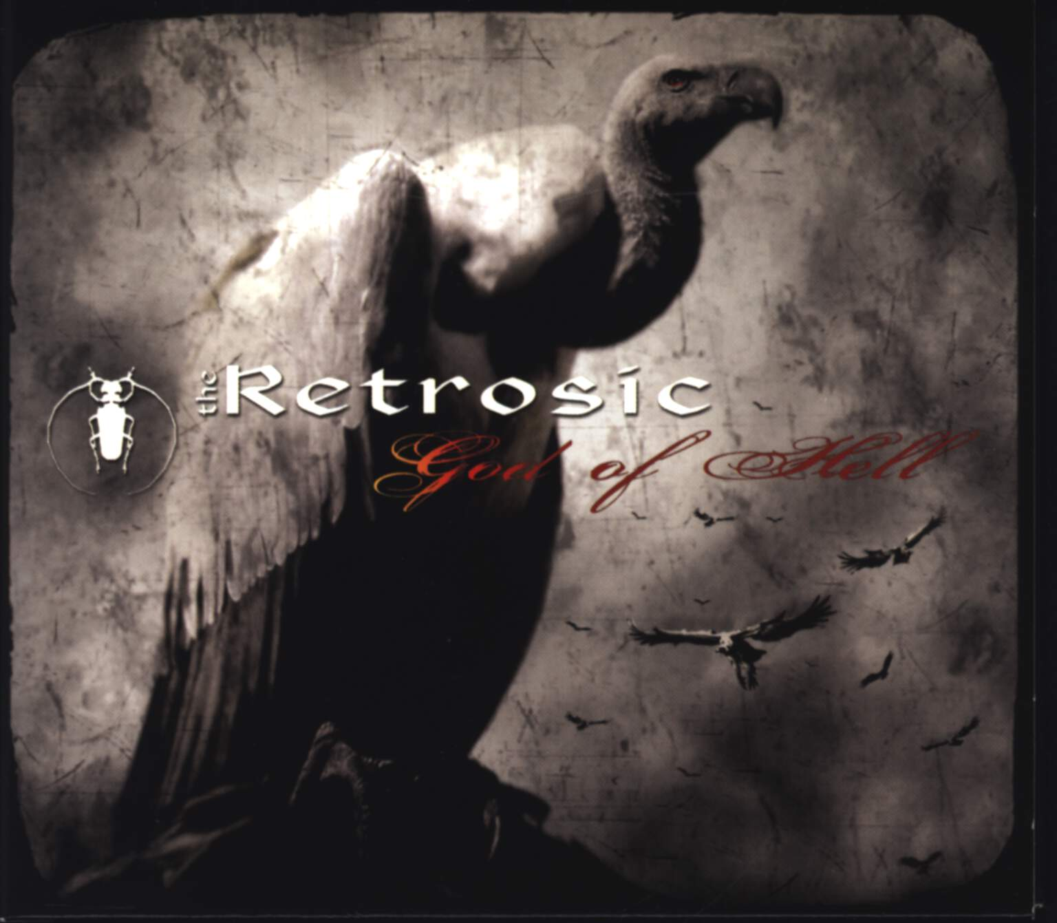 The Retrosic: God Of Hell, CD