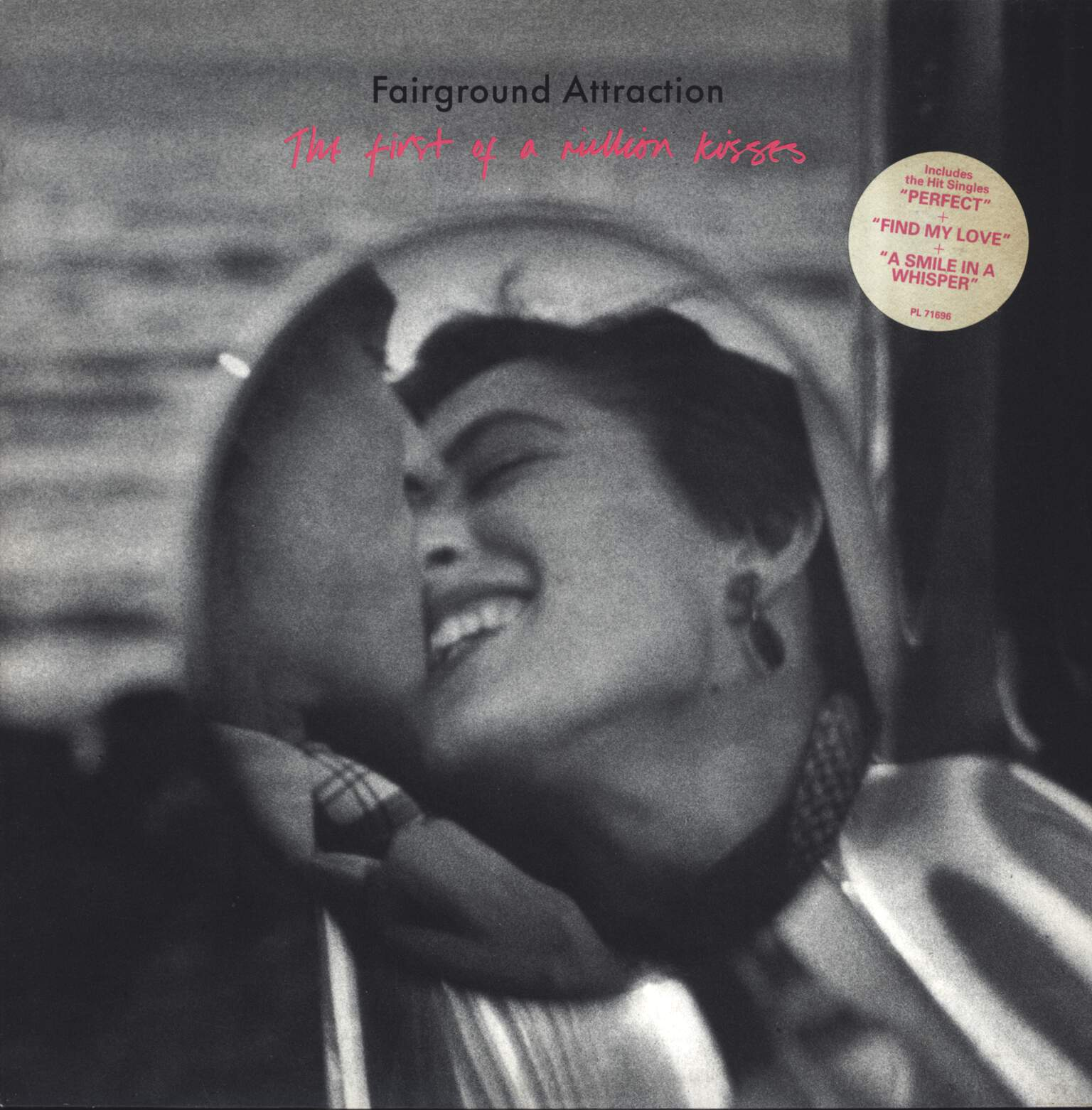 Fairground Attraction: The First Of A Million Kisses, LP (Vinyl)