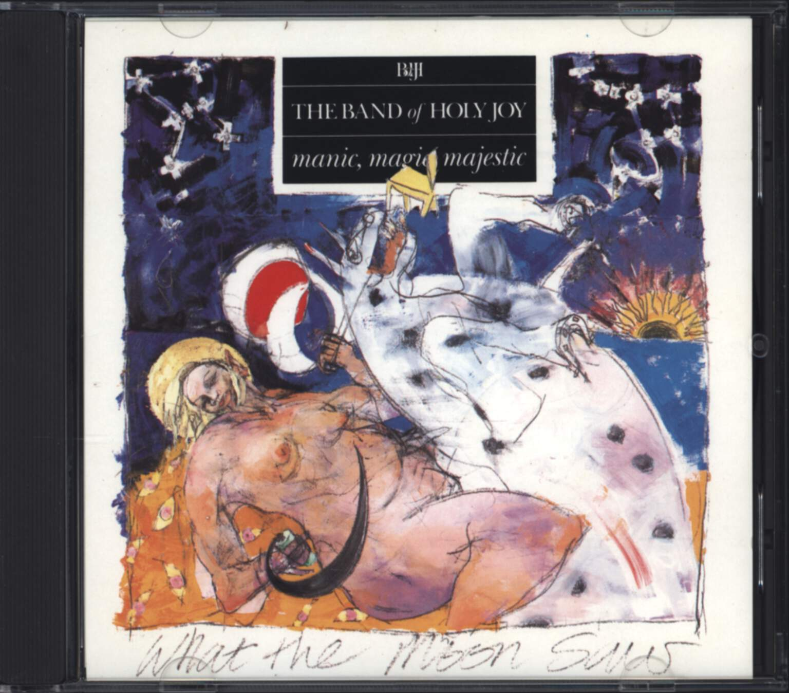 Band Of Holy Joy: Manic, Magic, Majestic, CD