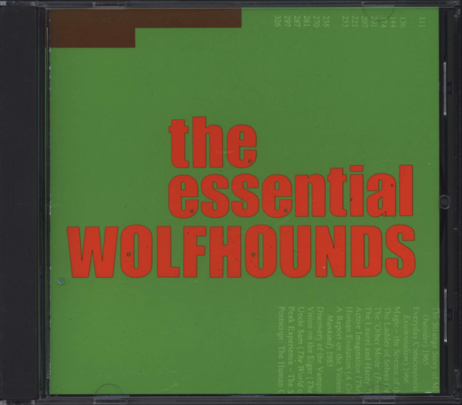 The Wolfhounds: The Essential Wolfhounds, CD