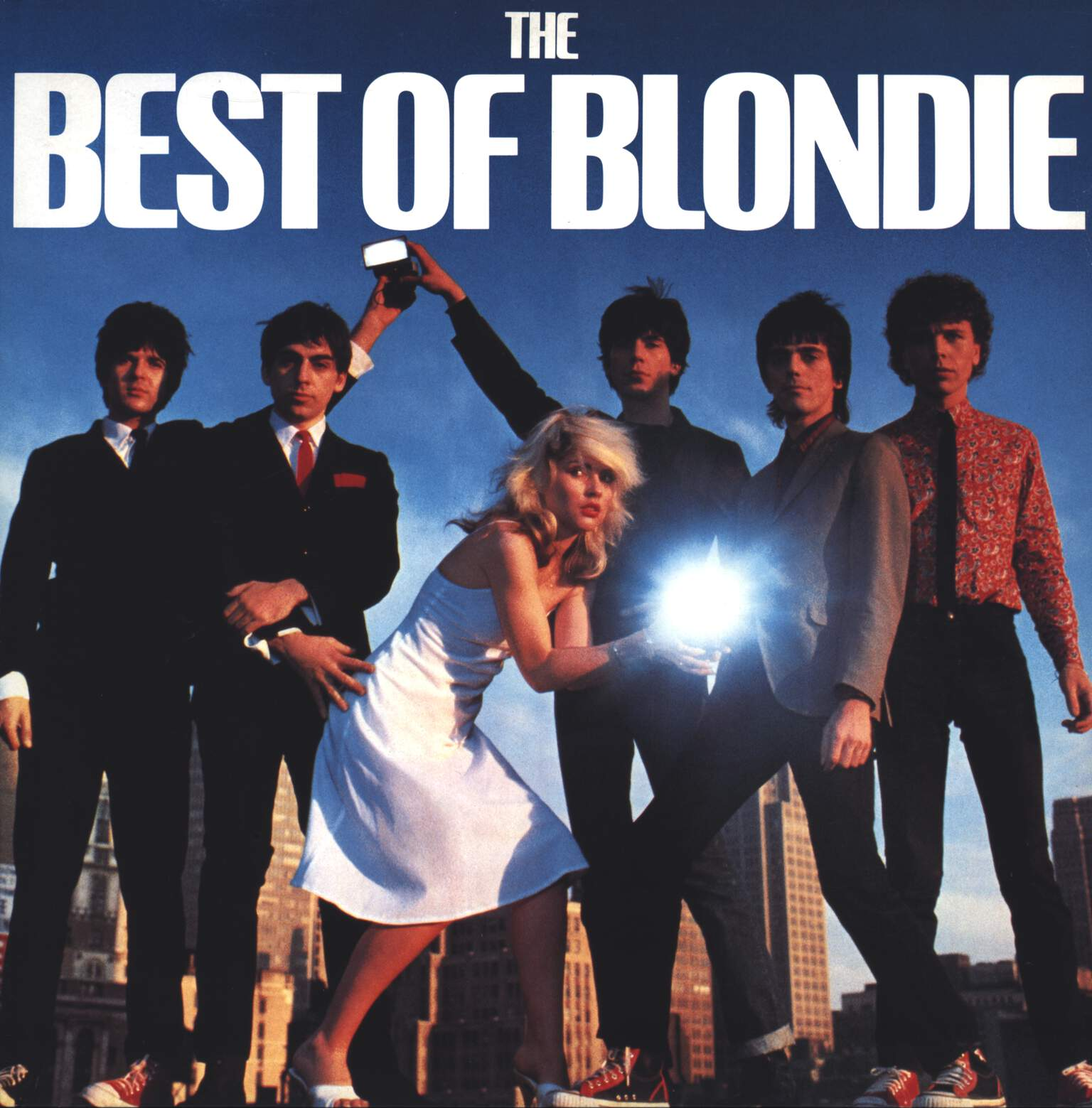 Blondie: The Best Of Blondie, LP (Vinyl)
