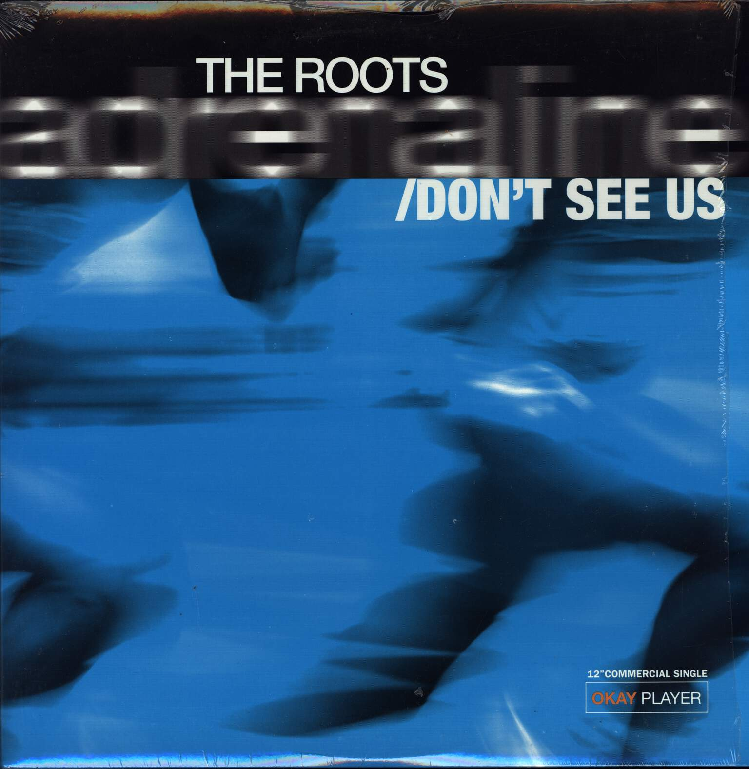 "The Roots: Adrenaline / Don't See Us, 12"" Maxi Single (Vinyl)"