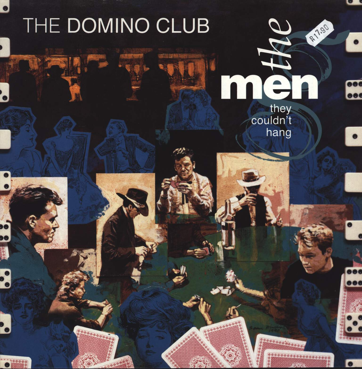 The Men They Couldn't Hang: The Domino Club, LP (Vinyl)