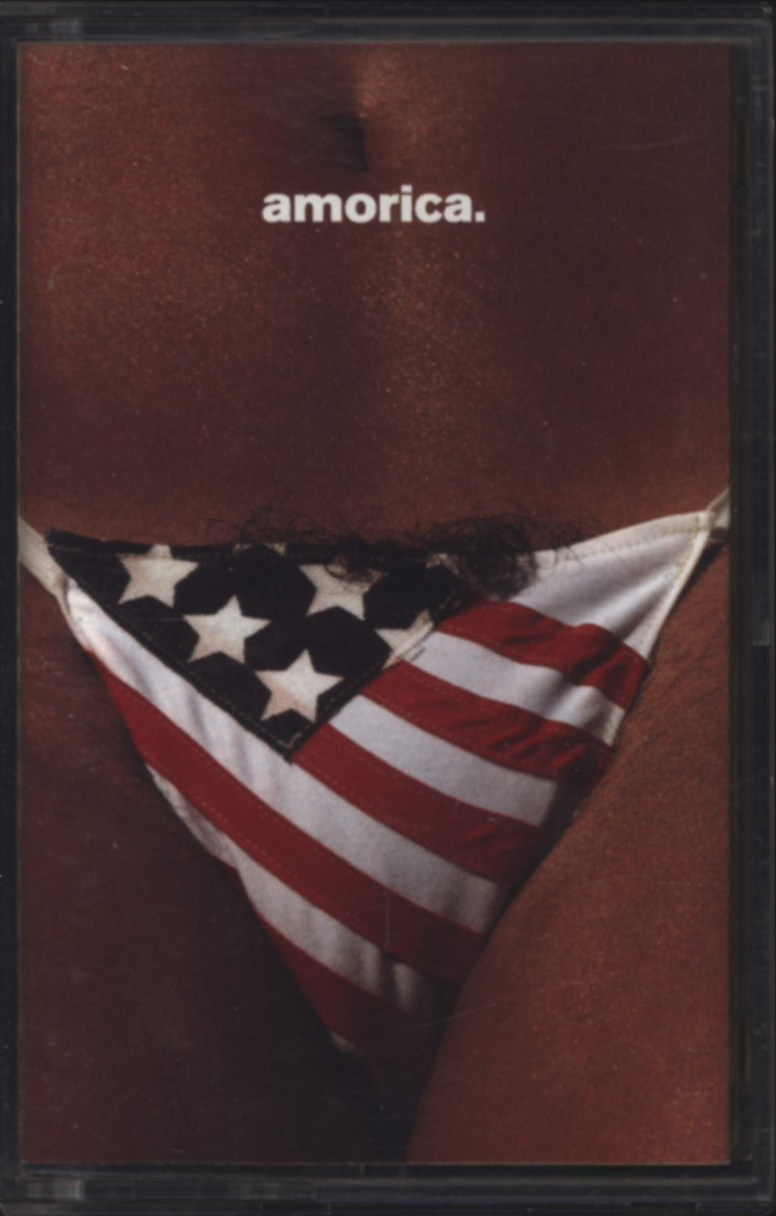 The Black Crowes: Amorica, Compact Cassette