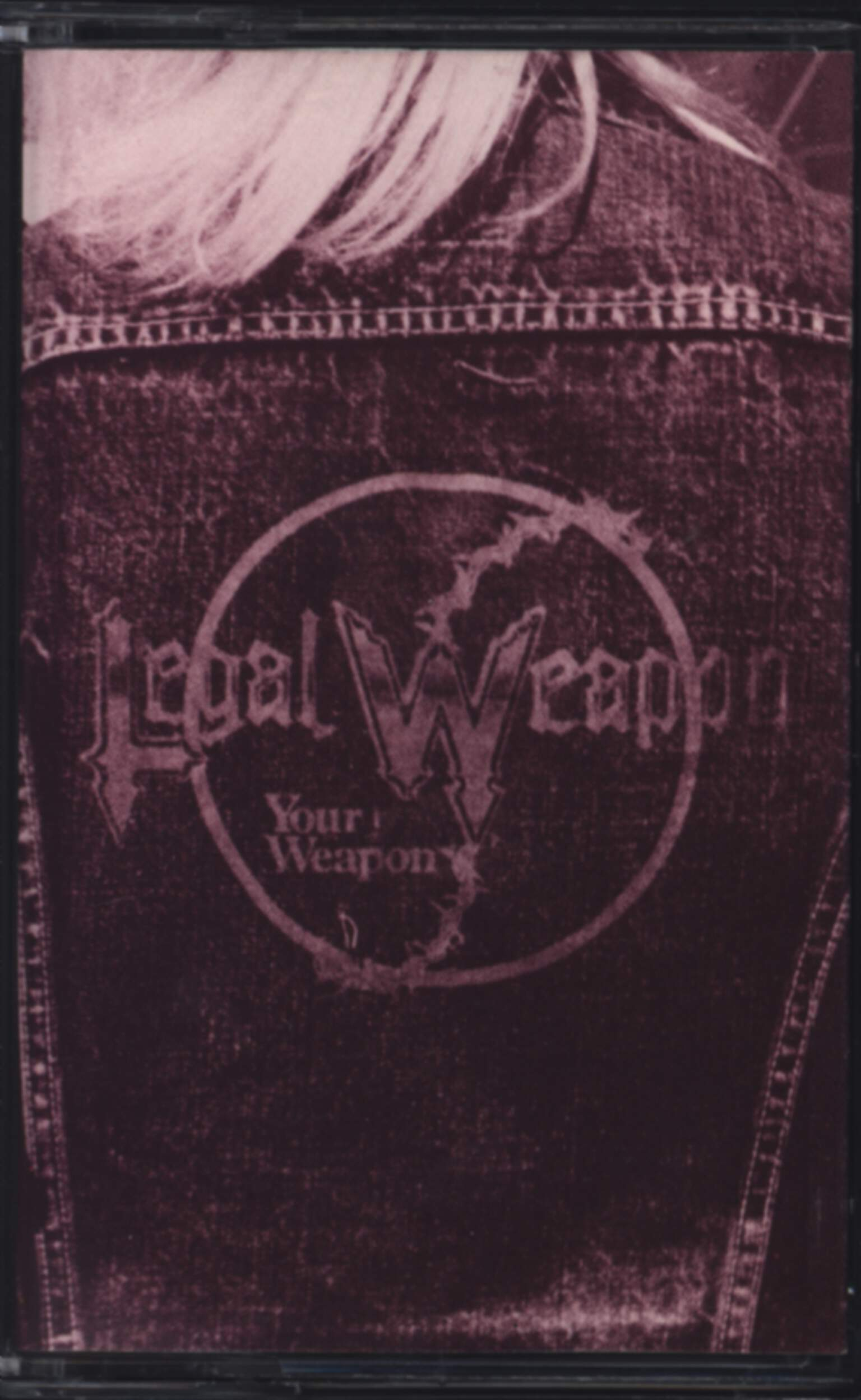 Legal Weapon: Your Weapon, Compact Cassette
