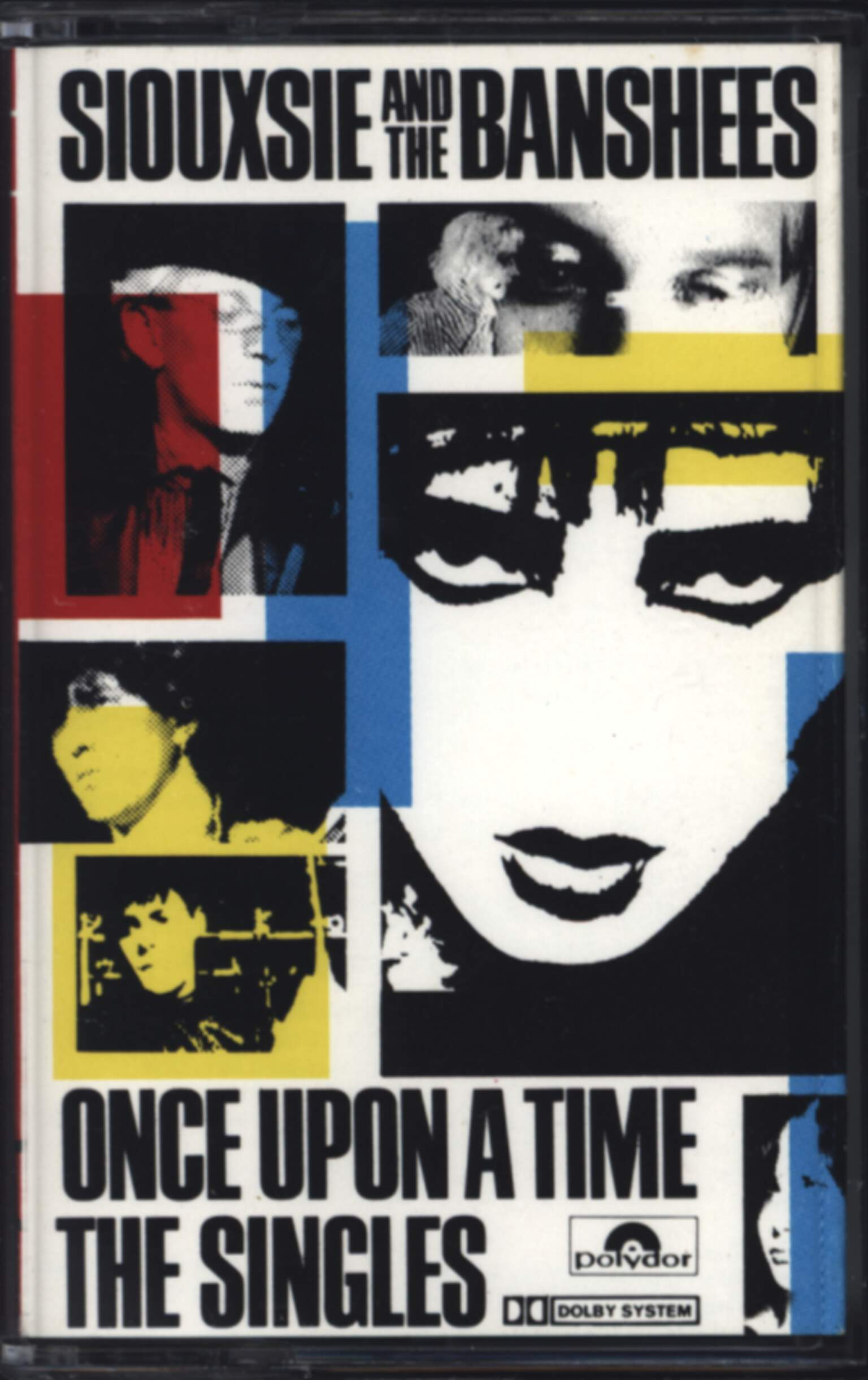 Siouxsie & the Banshees: Once Upon A Time / The Singles, Compact Cassette