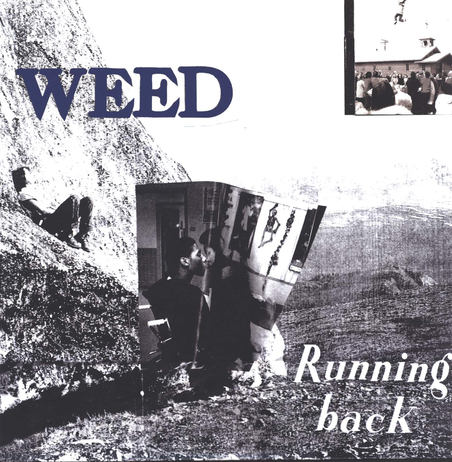 Weed: Running Back, LP (Vinyl)