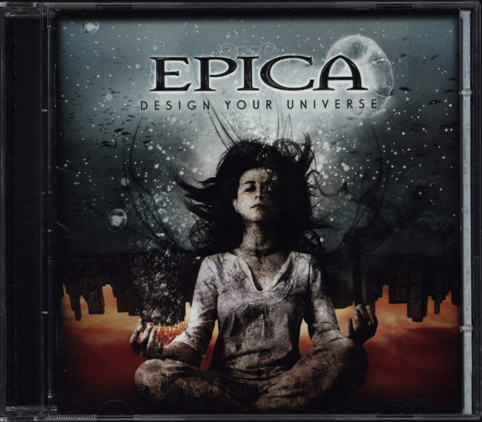 Epica: Design Your Universe, CD