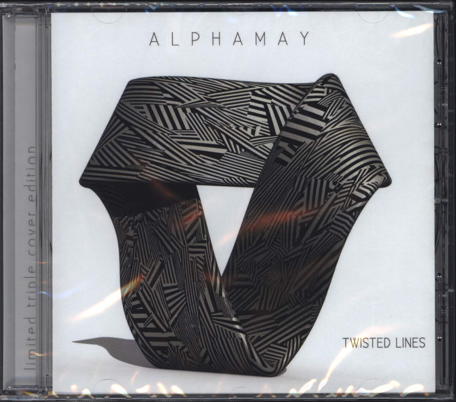 Alphamay: Twisted Lines, CD