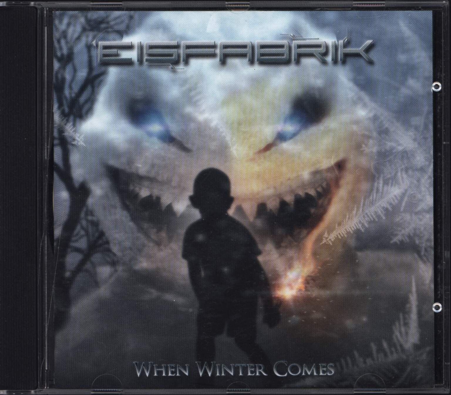 Eisfabrik: When Winter Comes, CD