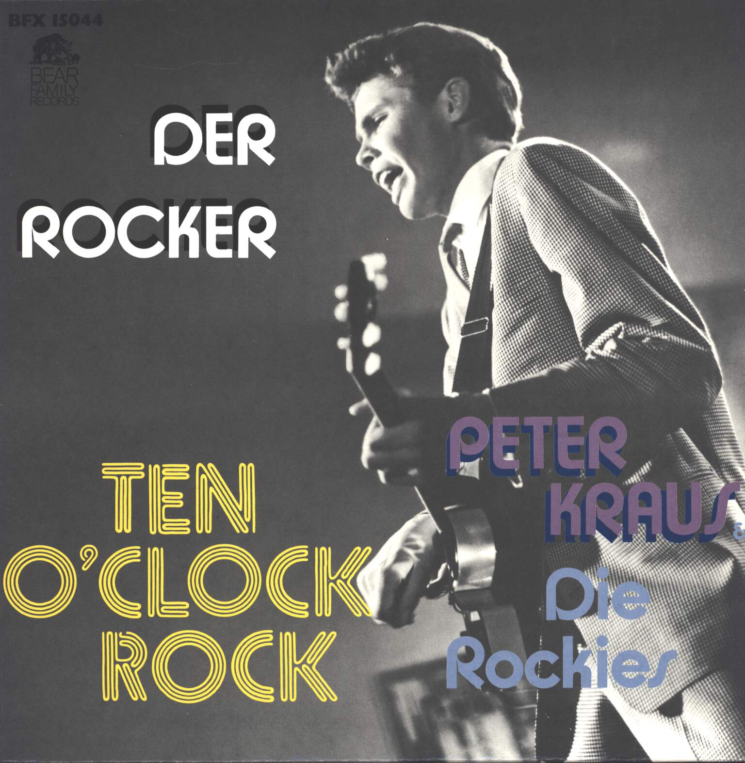 Peter Kraus: Ten O'Clock Rock, LP (Vinyl)