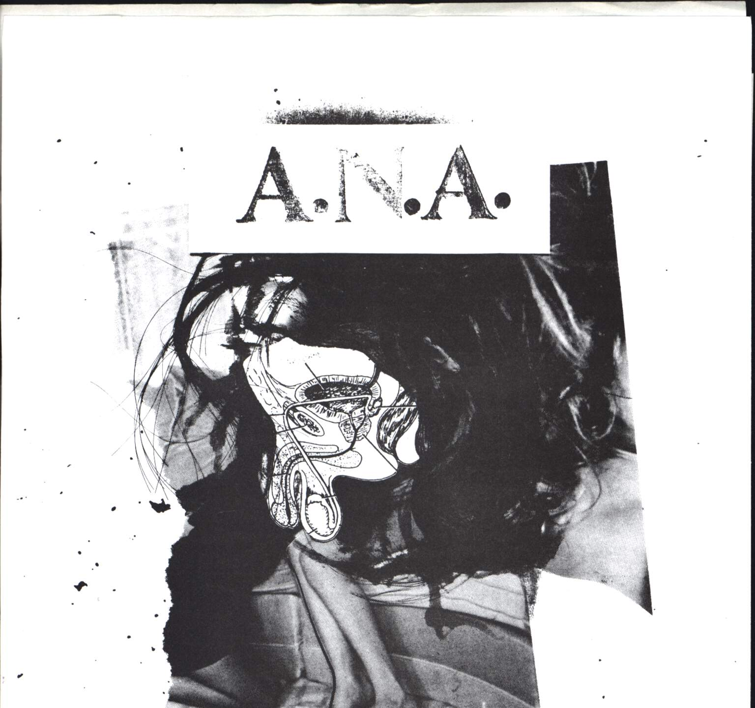 "A.N.A.: American Noise Artists Versus Japanese Noise Artists, 7"" Single (Vinyl)"