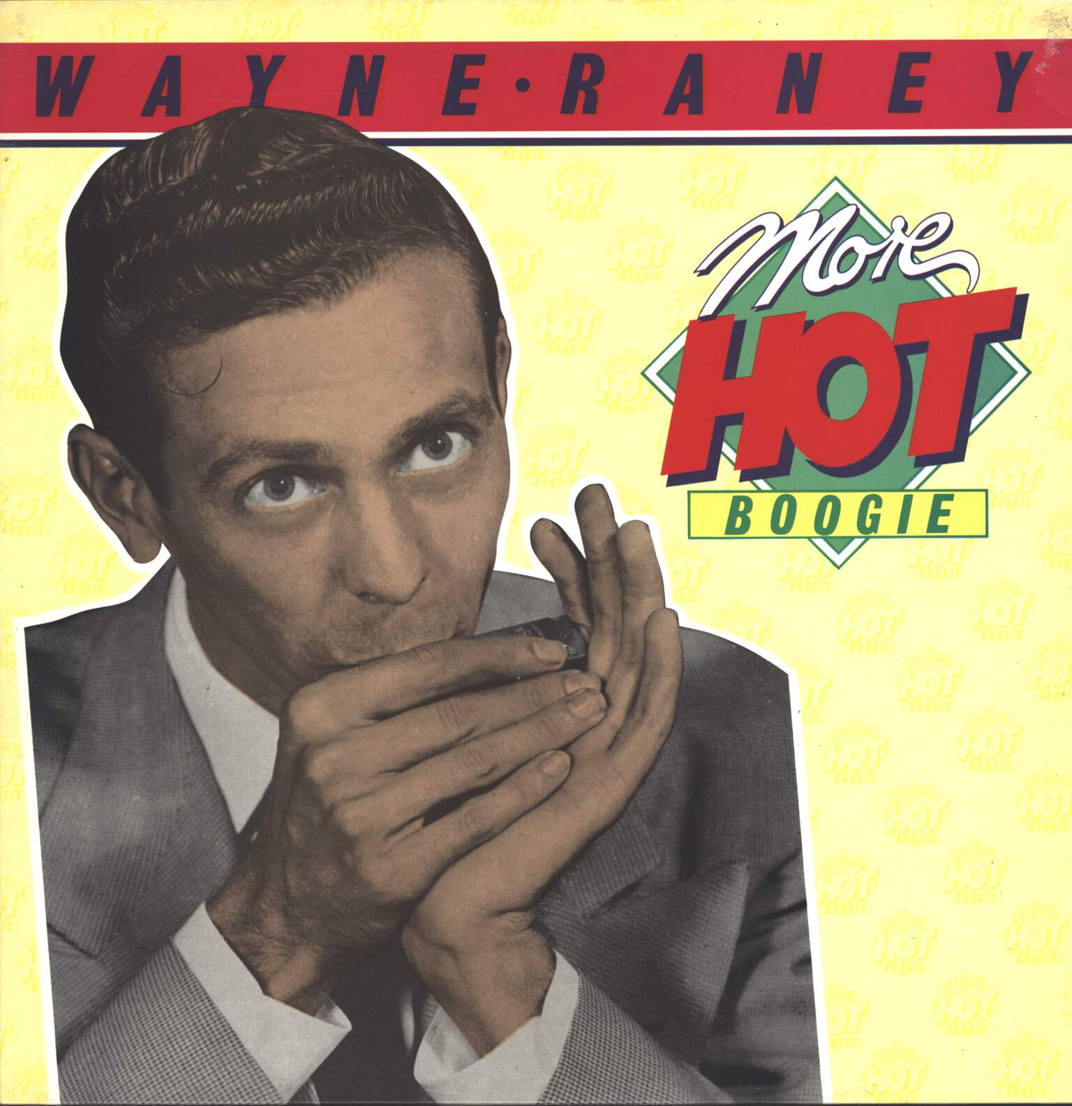 Wayne Raney: More Hot Boogie, LP (Vinyl)