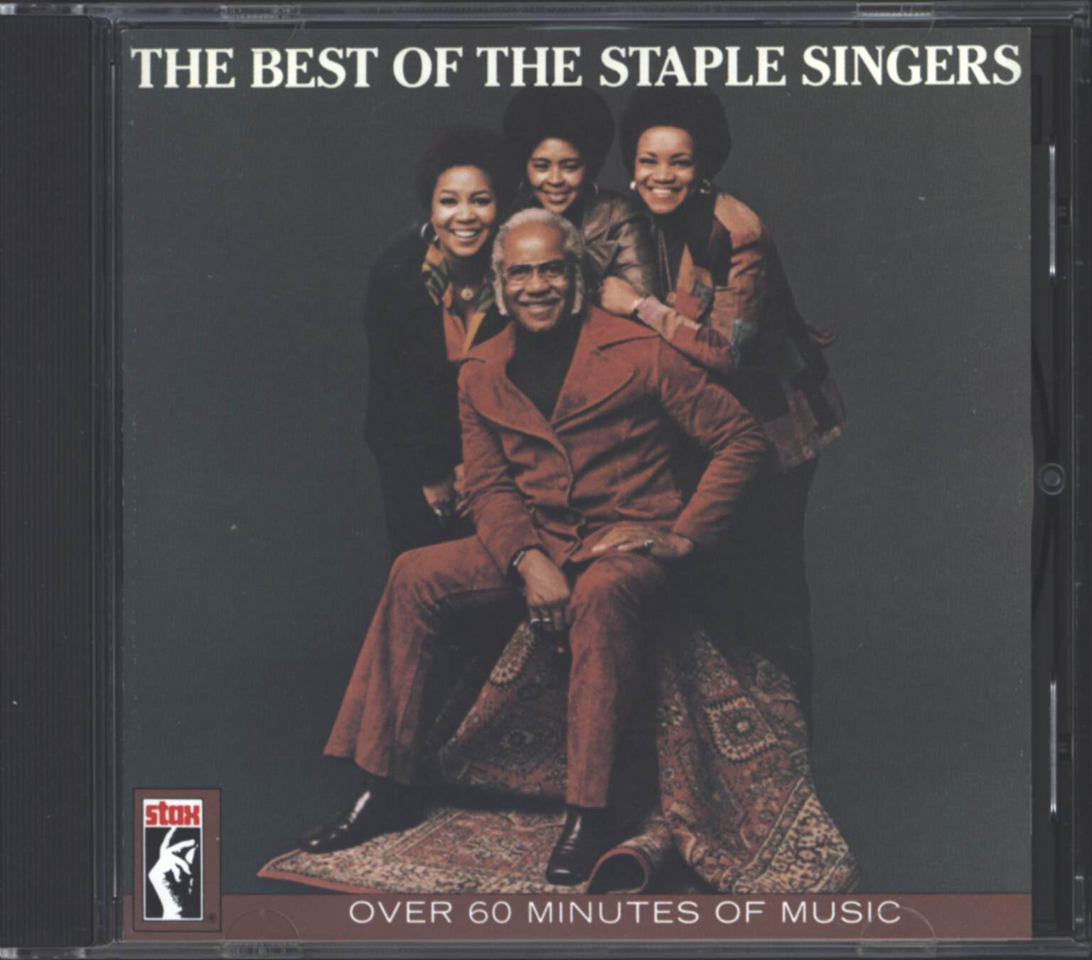 The Staple Singers: The Best Of The Staple Singers, CD