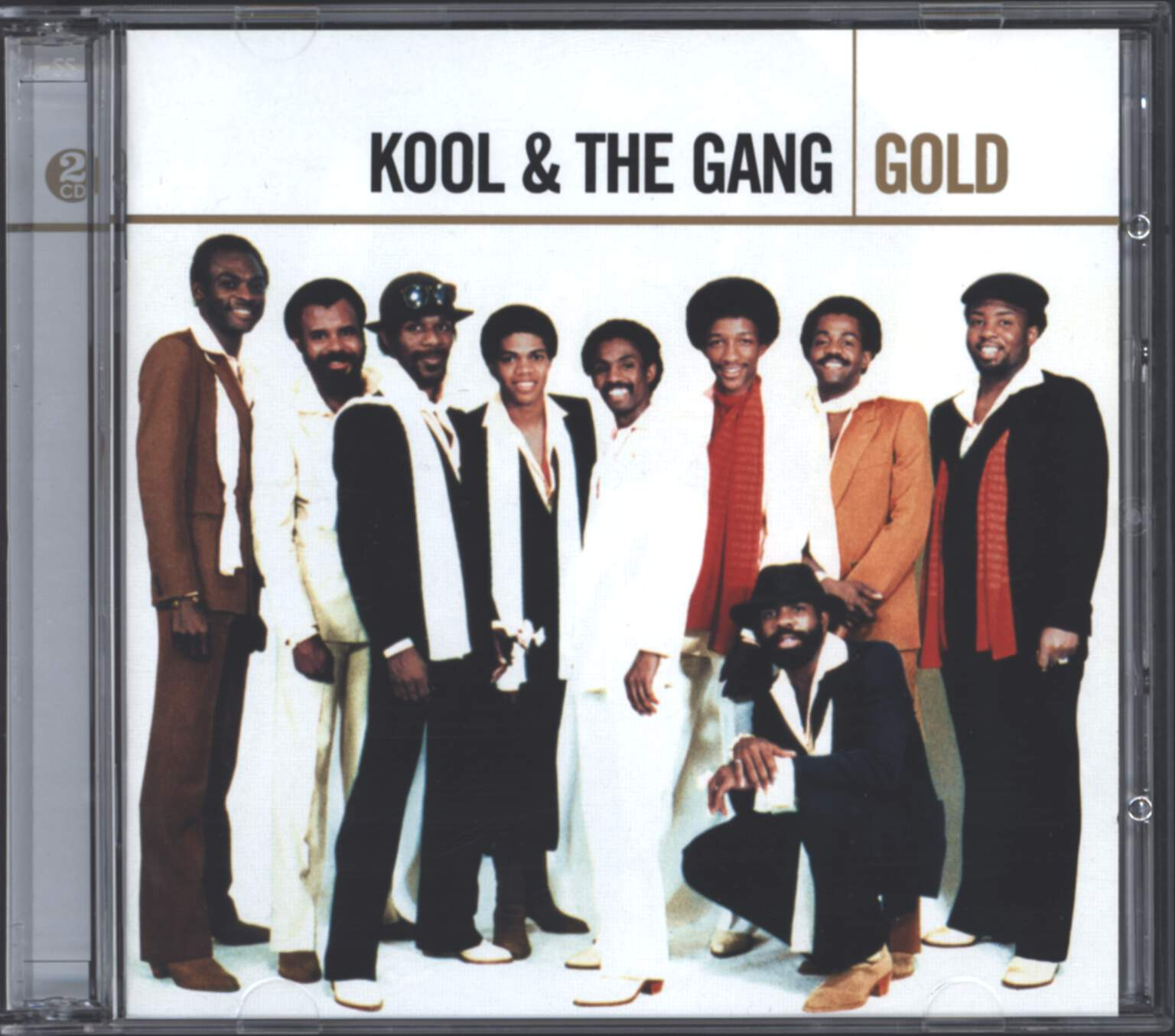 Kool & the Gang: Gold, CD